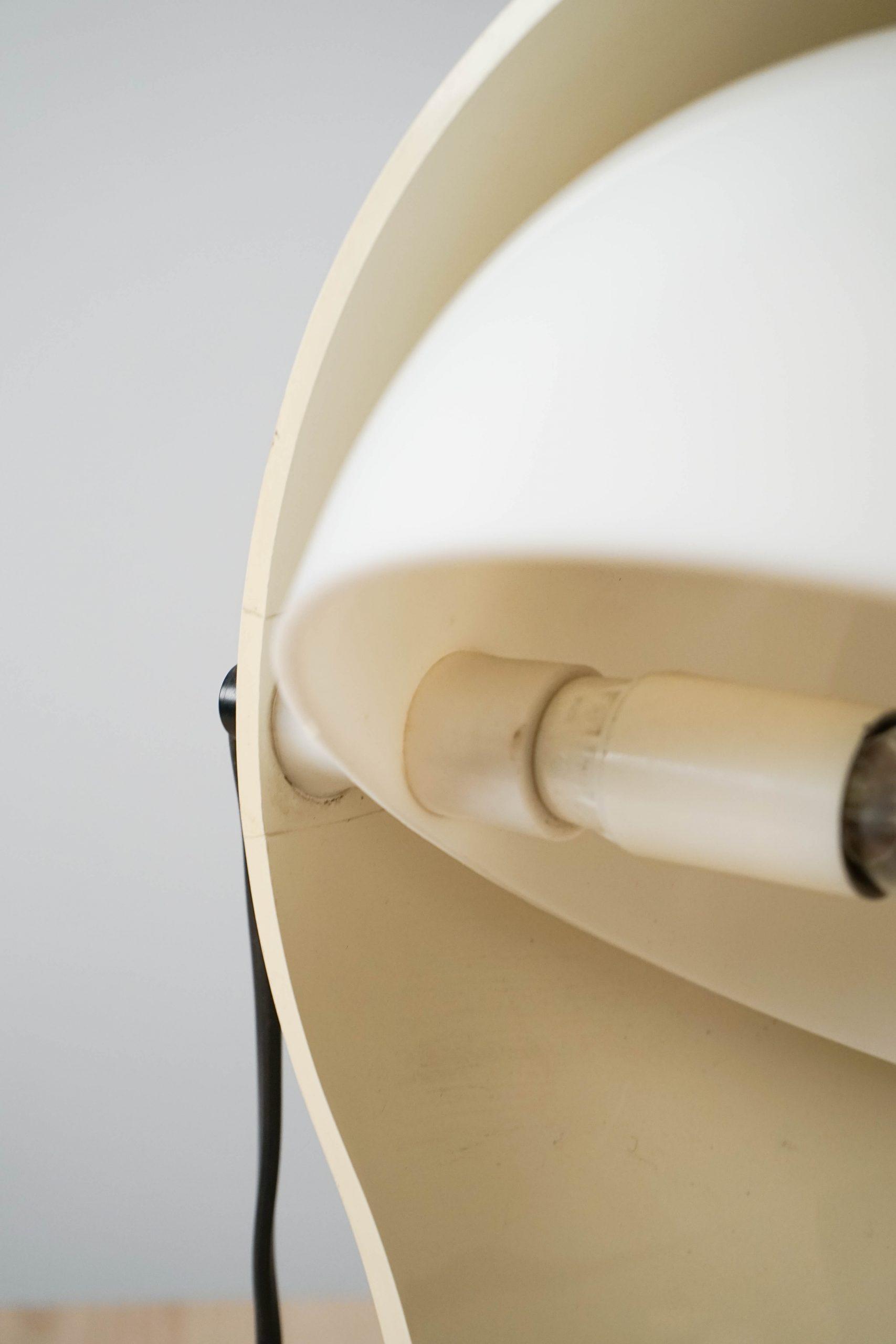 lampara italiana de diseño de plastico