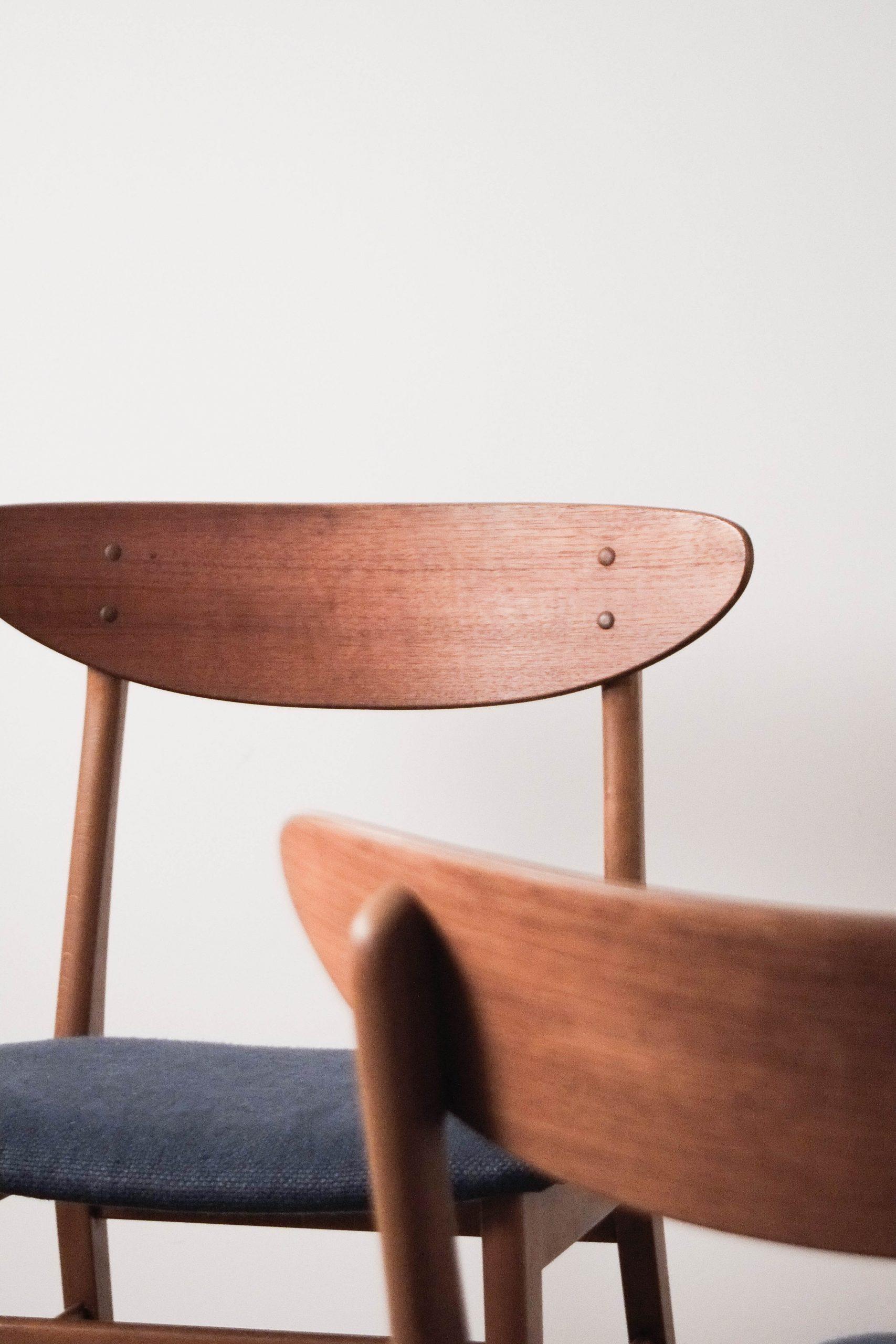 silla respaldo calidad teca diseño autor