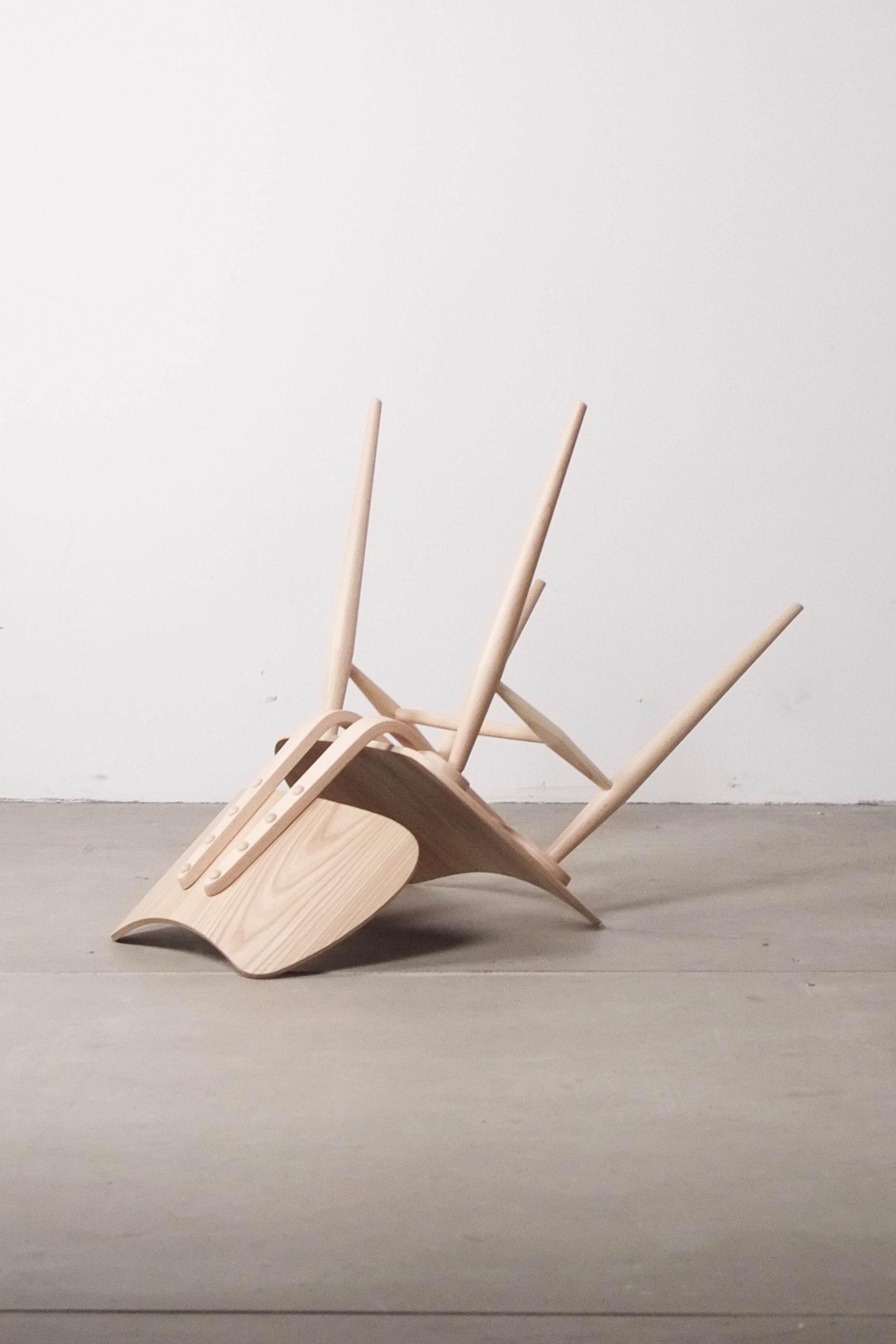 silla ercol butterfly madera de comedor de autor diseño ligera clasica windsor mariposa