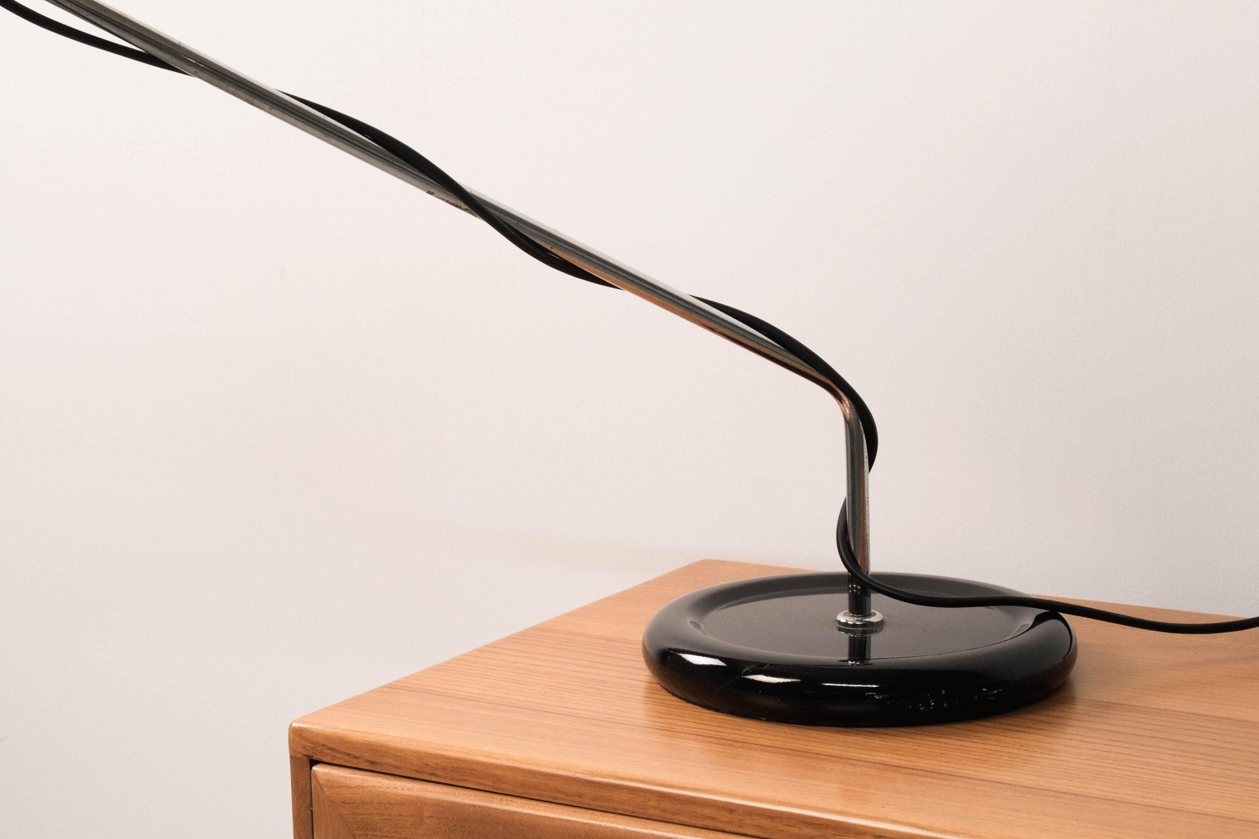 lamparas libelulla de diseño italiana pie de hierro