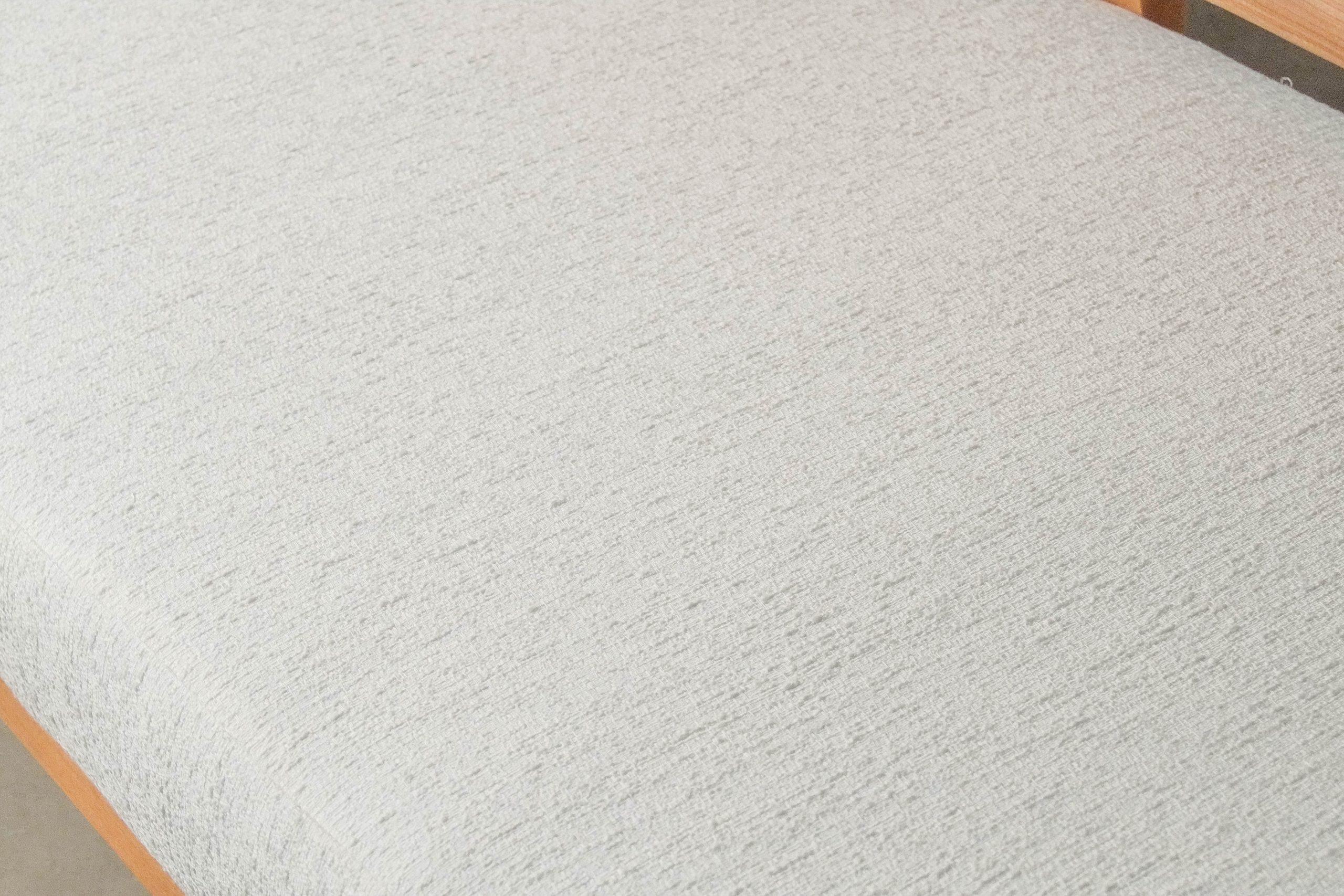 sofa de diseño tapizado blanco de diseño calidad