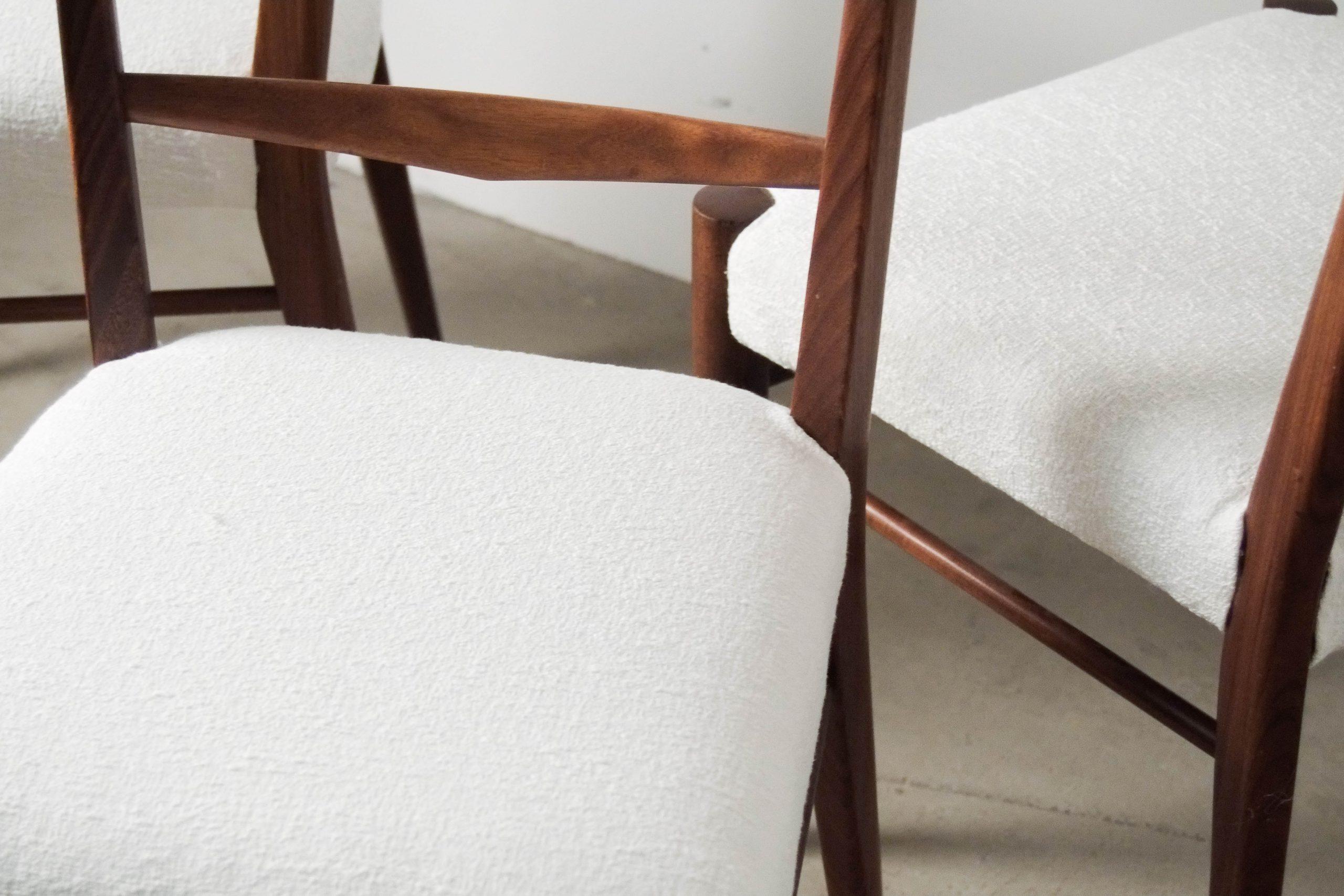 silla cees braakman de diseño madera maciza de palosanto