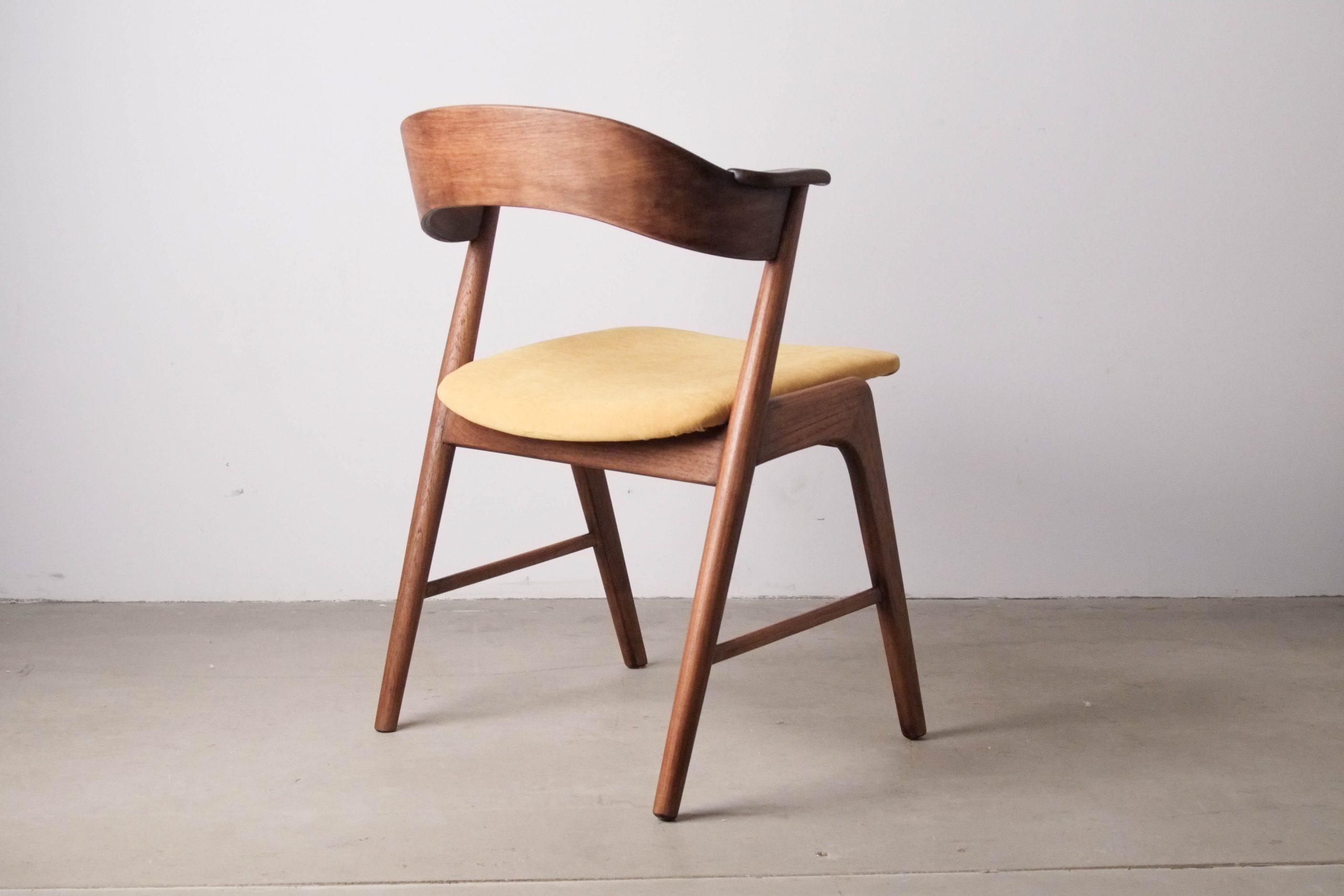 silla comoda tapizada respaldo curvo calidad comoda kai kristiansen