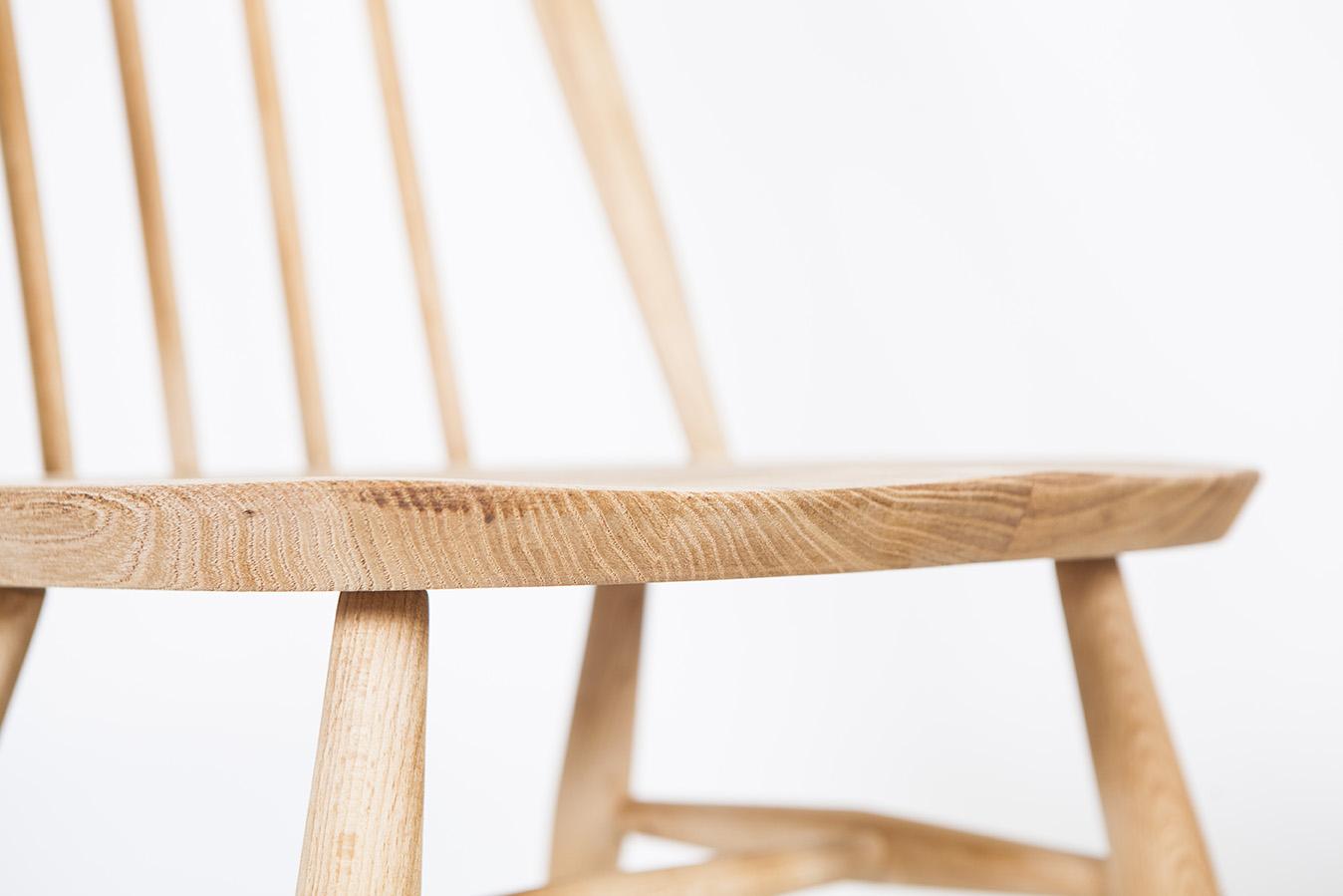 silla original elegante de comedor especial de diseño