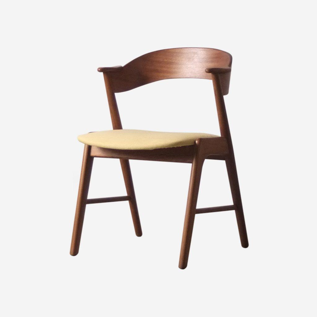 silla de diseño fabricada mid century calidad diseño de comedor comoda