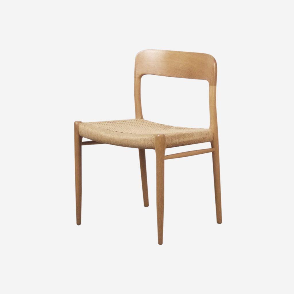 sillas vintage comodas moller de diseño