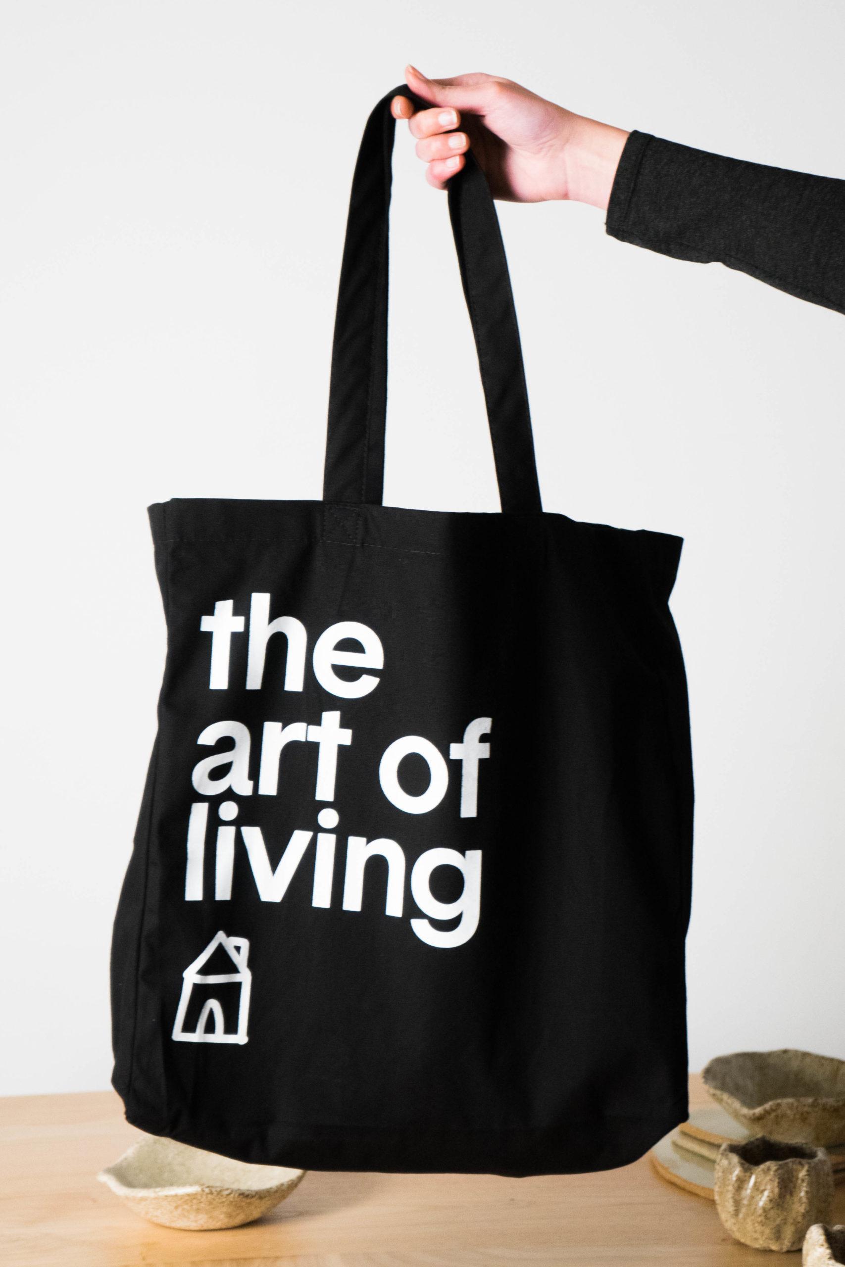 art of living logo diseño de calidad negro bonita