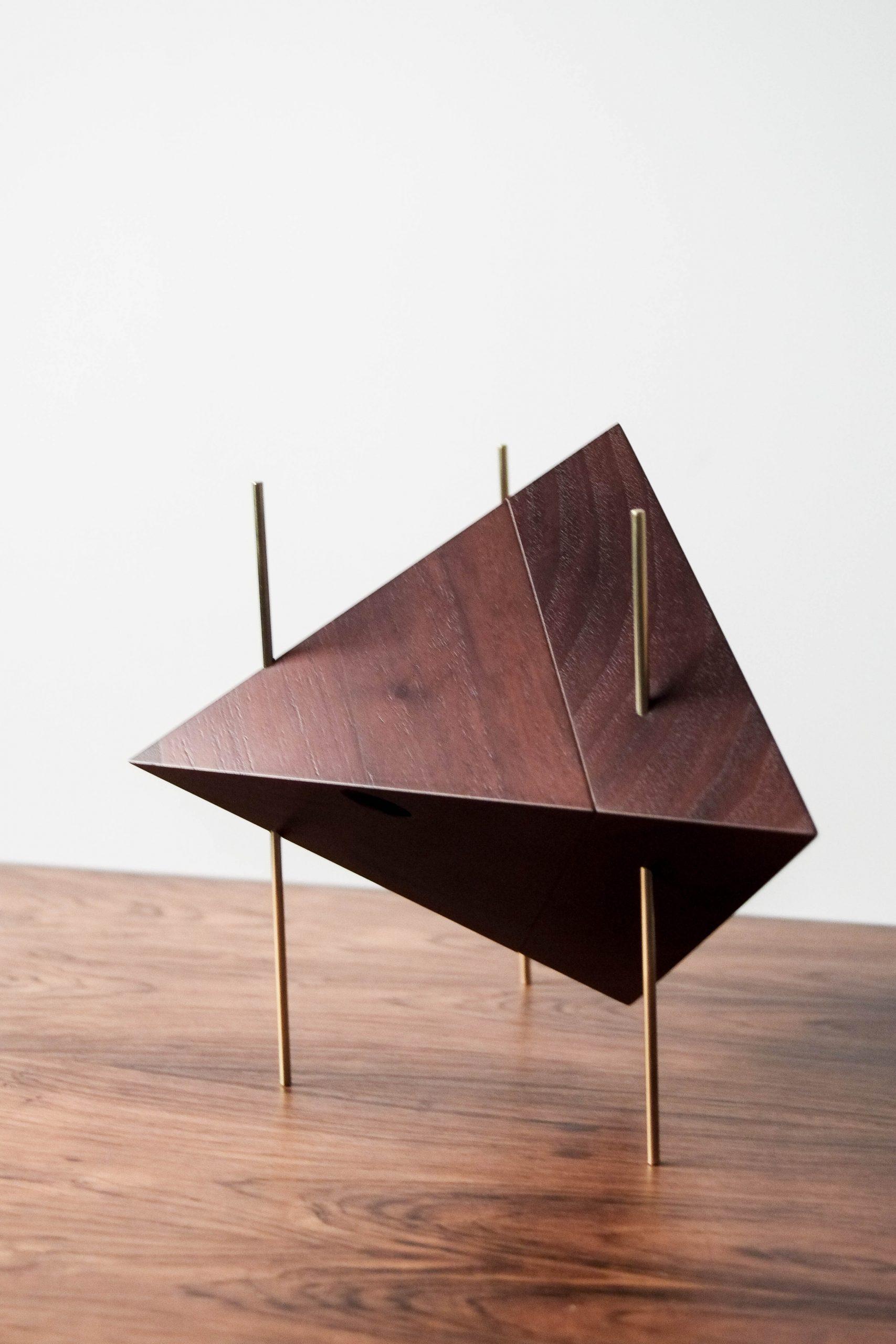 reloj de madera diamond de mesa george