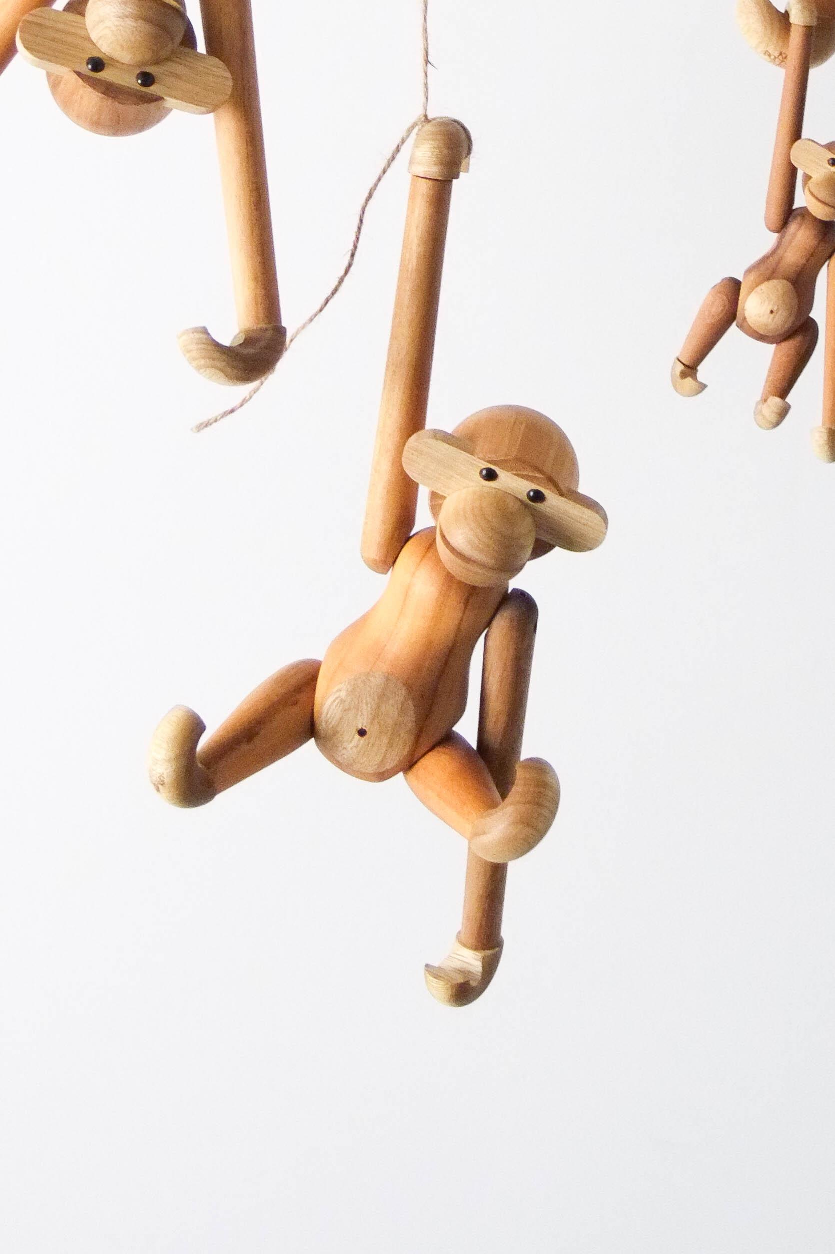 monos kay de diseño juguete coleccio