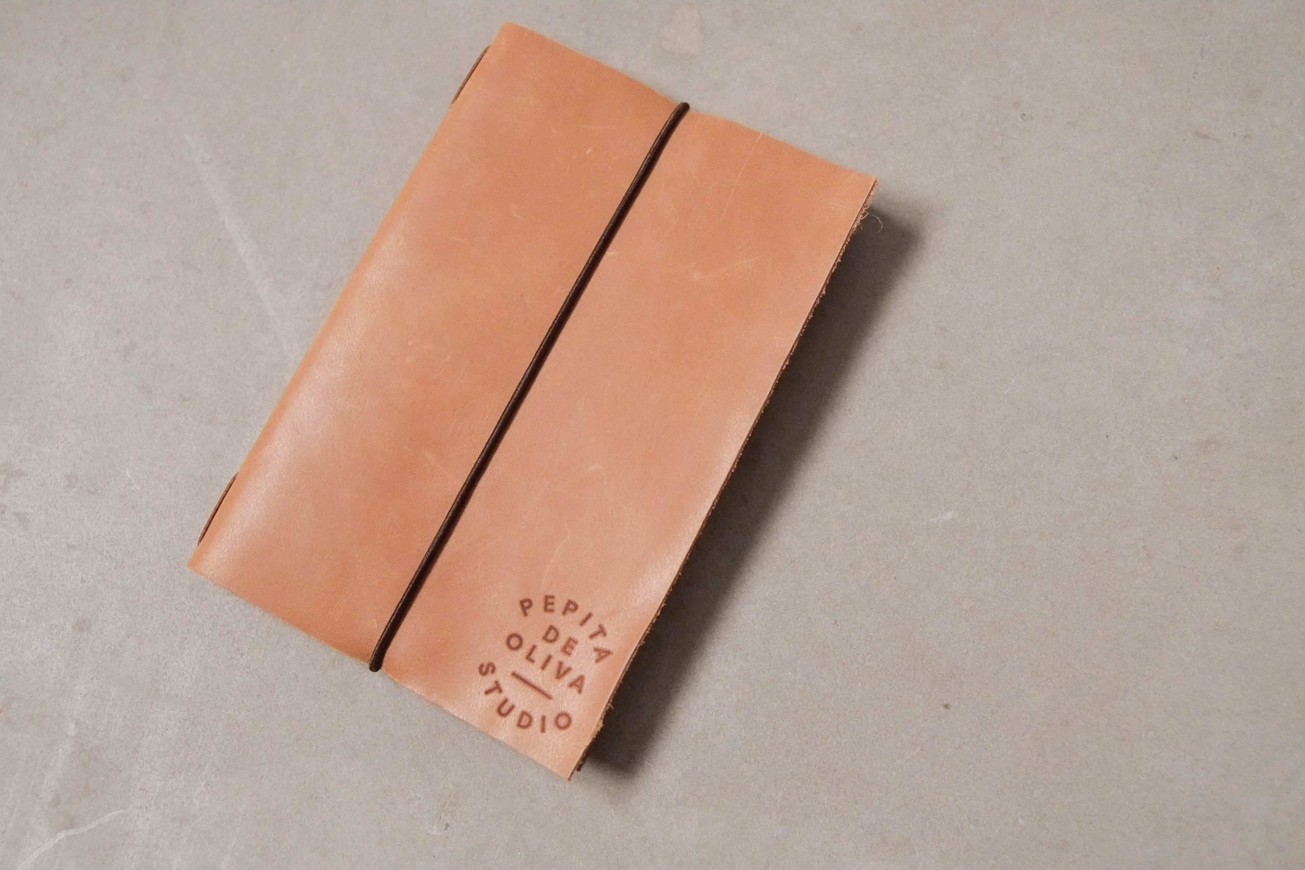 libretas de piel libreta cuaderno hecho a mano