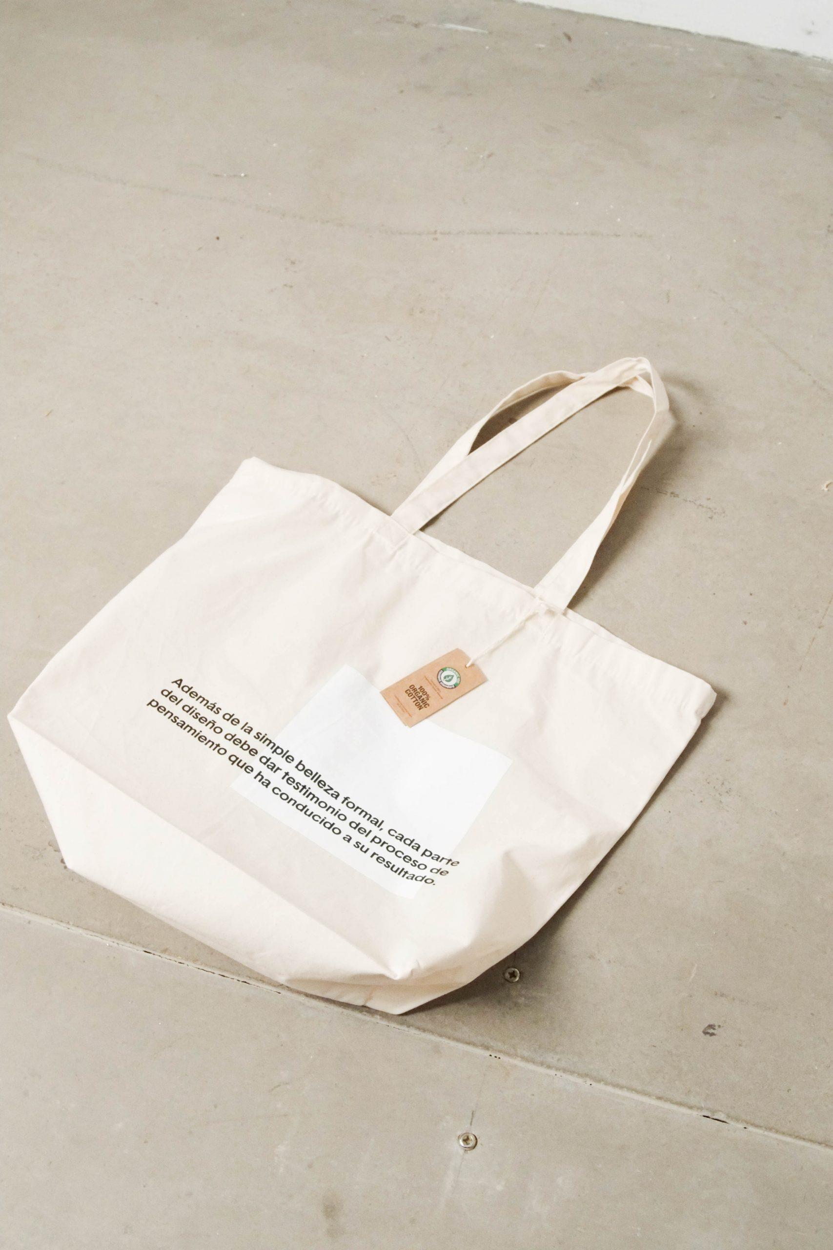bolsa de diseño certificada de calidad fabricada a mano de calidad serigrafia