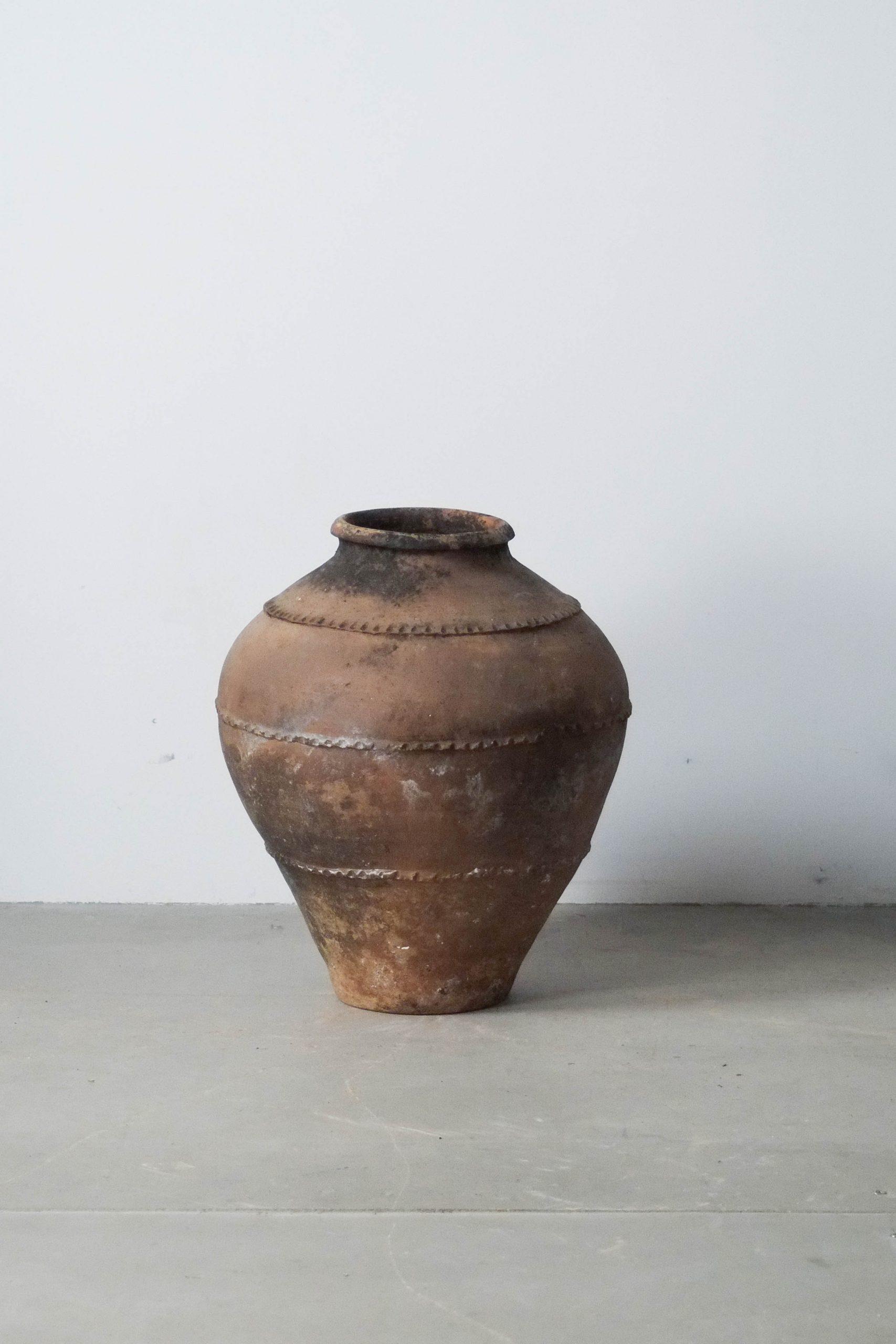 vasijas tinajas decoracion barro ceramica