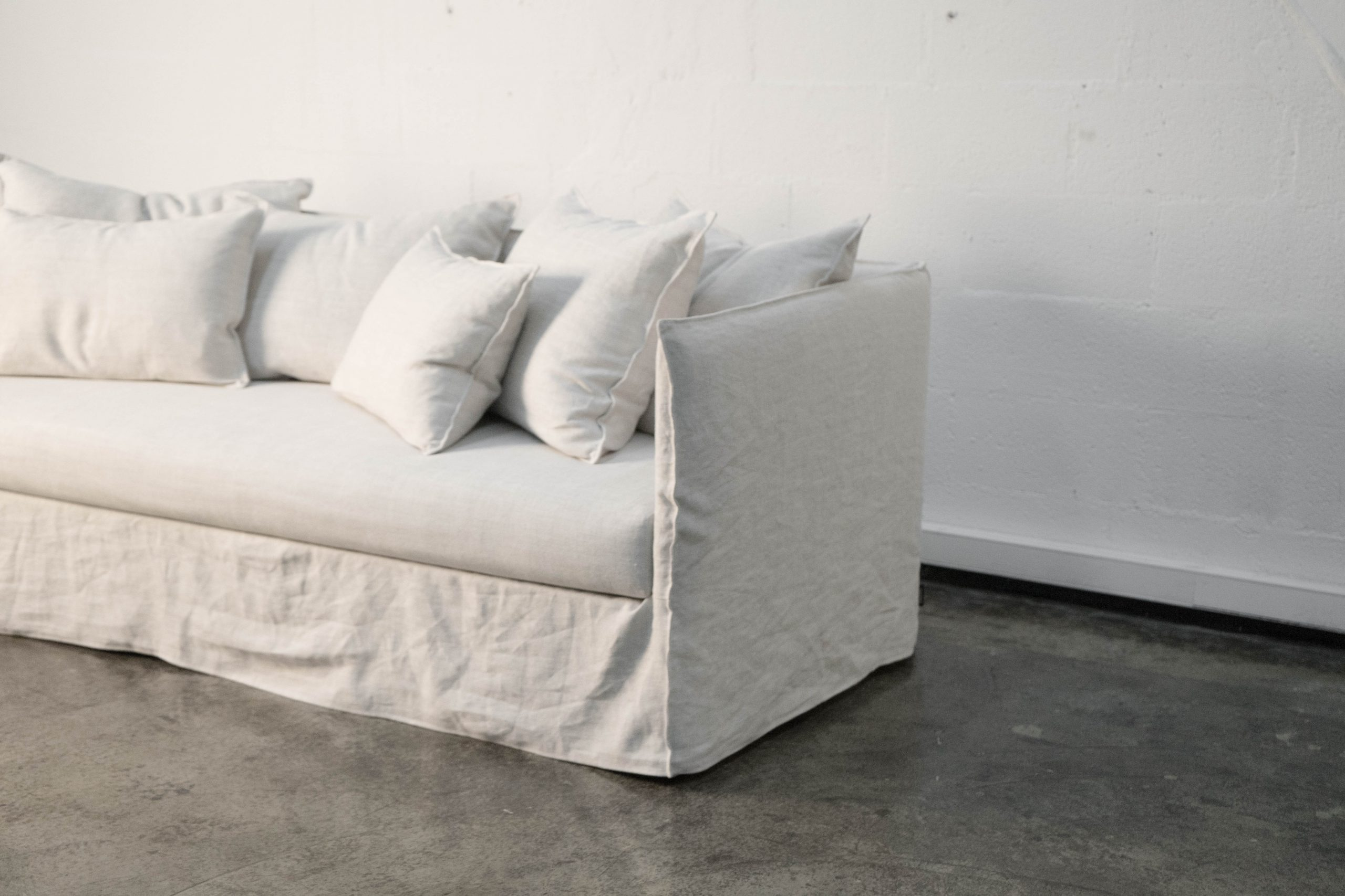 lateral sofa natural tejido blanco beige