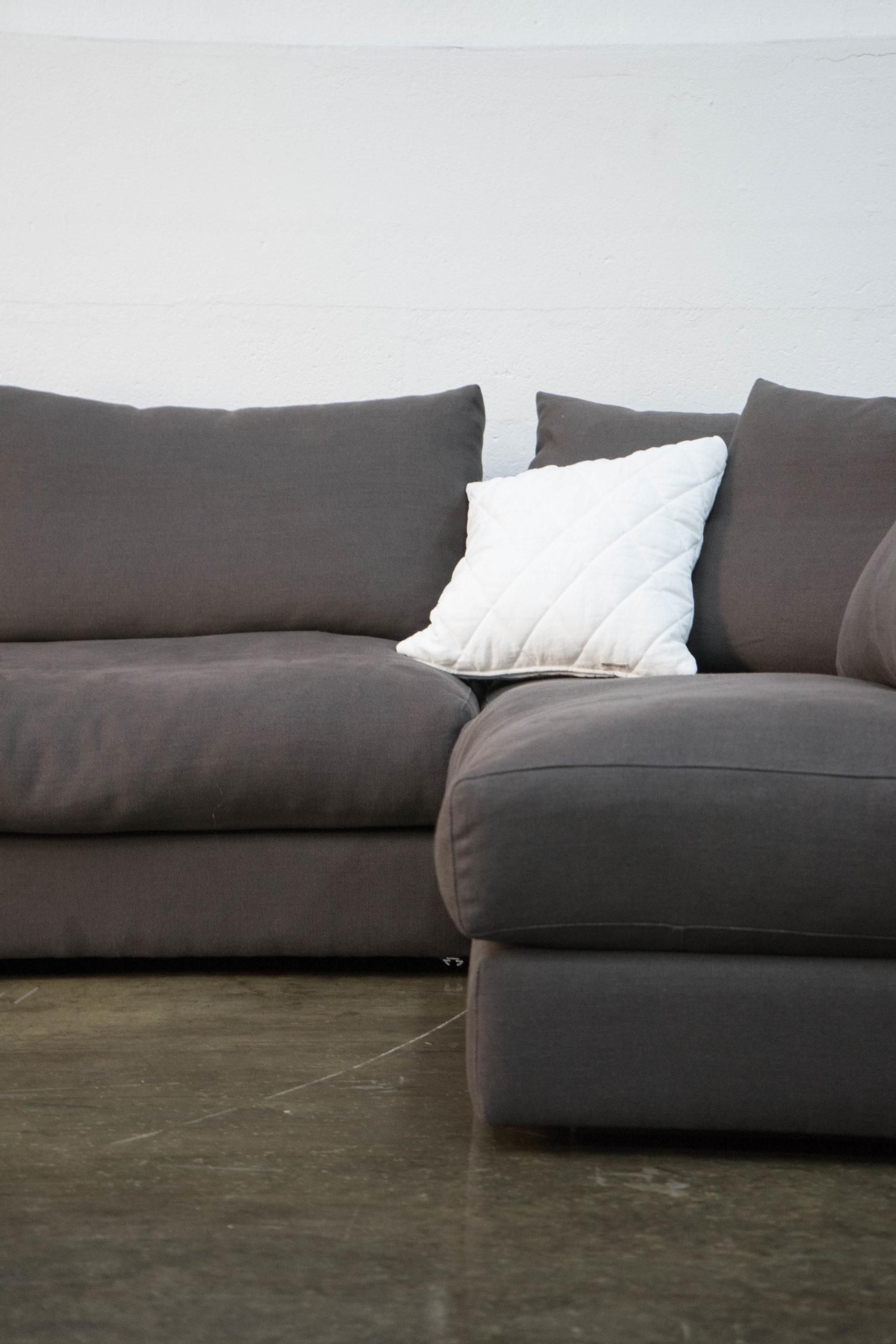 sofa de diseño de calidad hecho a mano selección