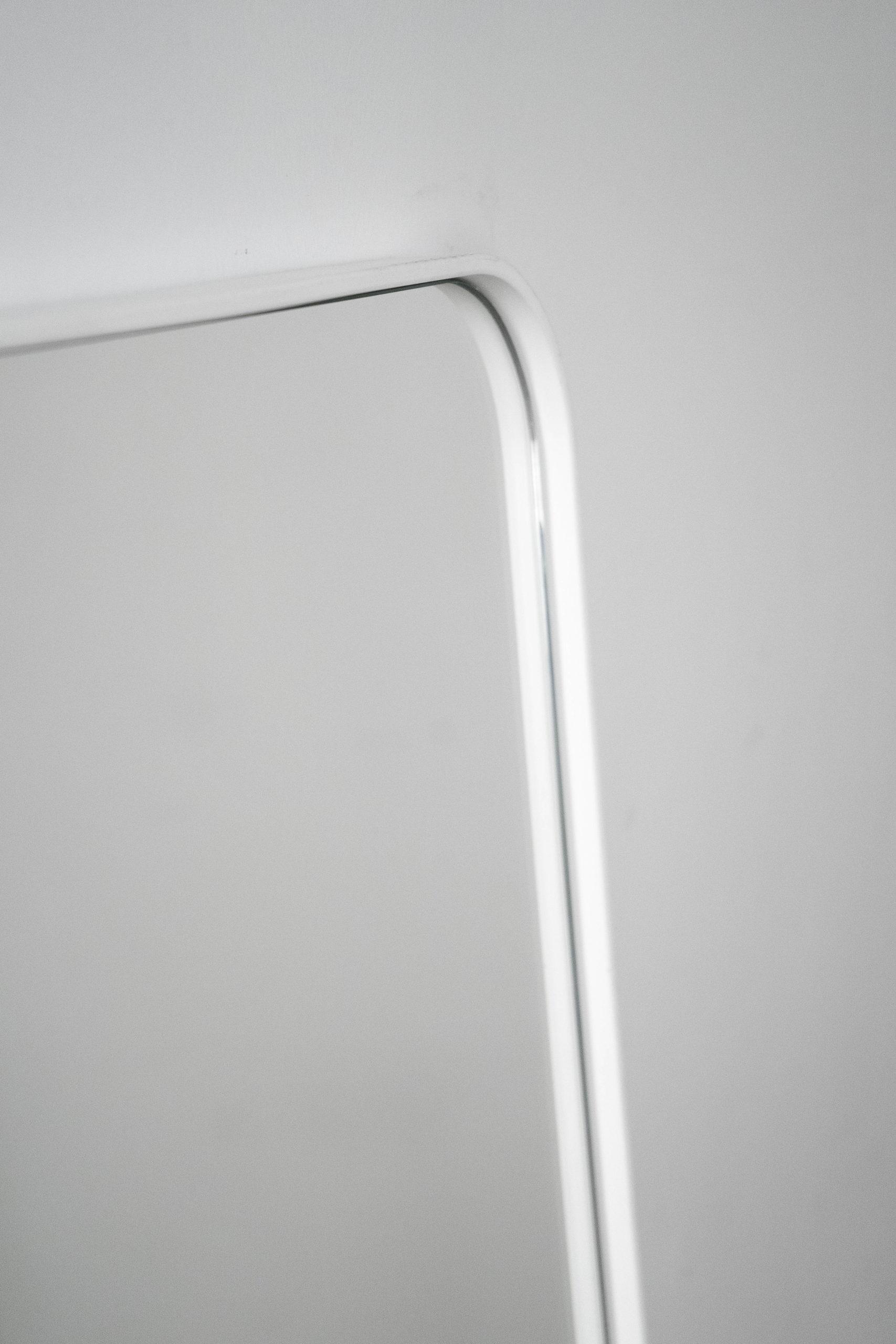 espejo curvo de diseño de calidad