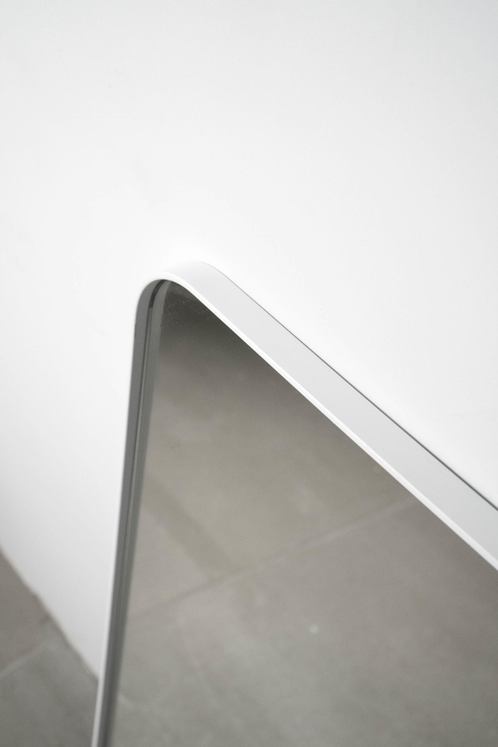 espejo curvo de diseño calidad