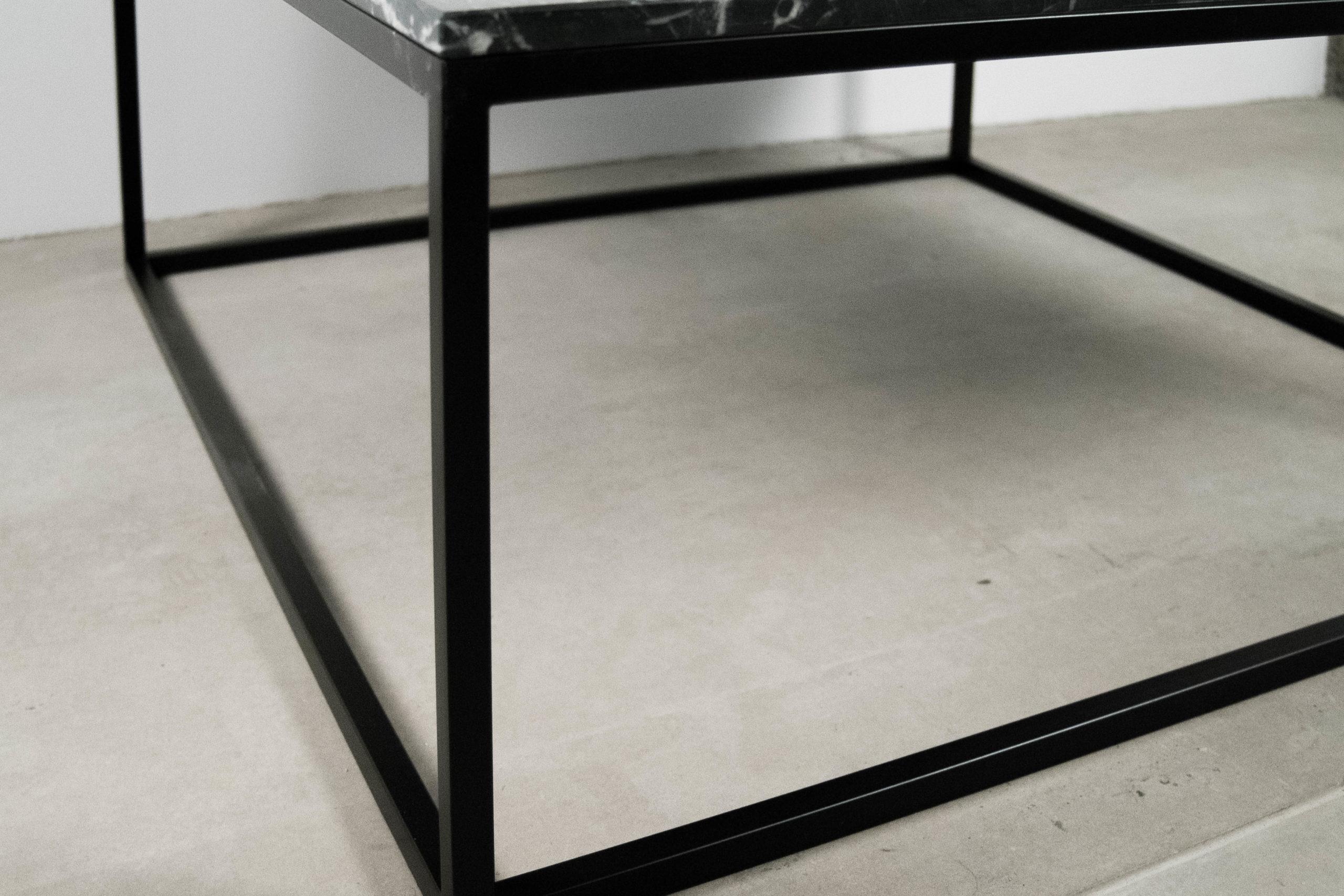 detalle de patas mesa original a medida