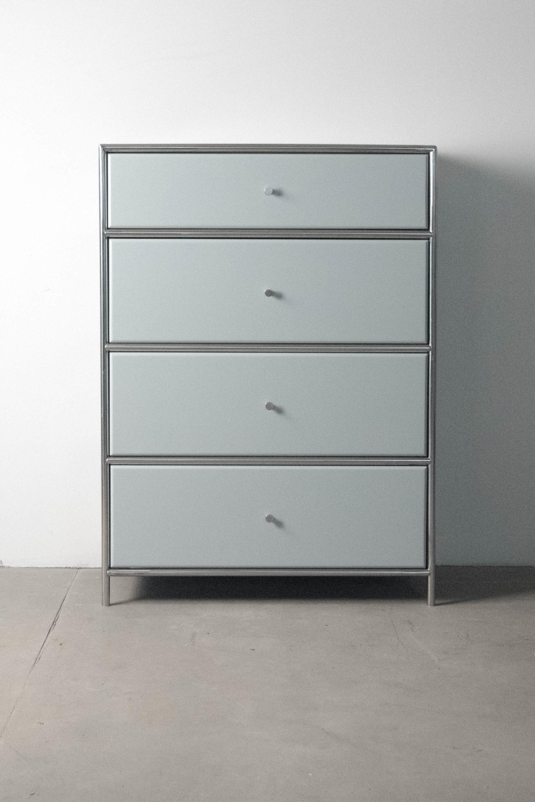 mueble gris industrial colores usm calidad salon zapatero