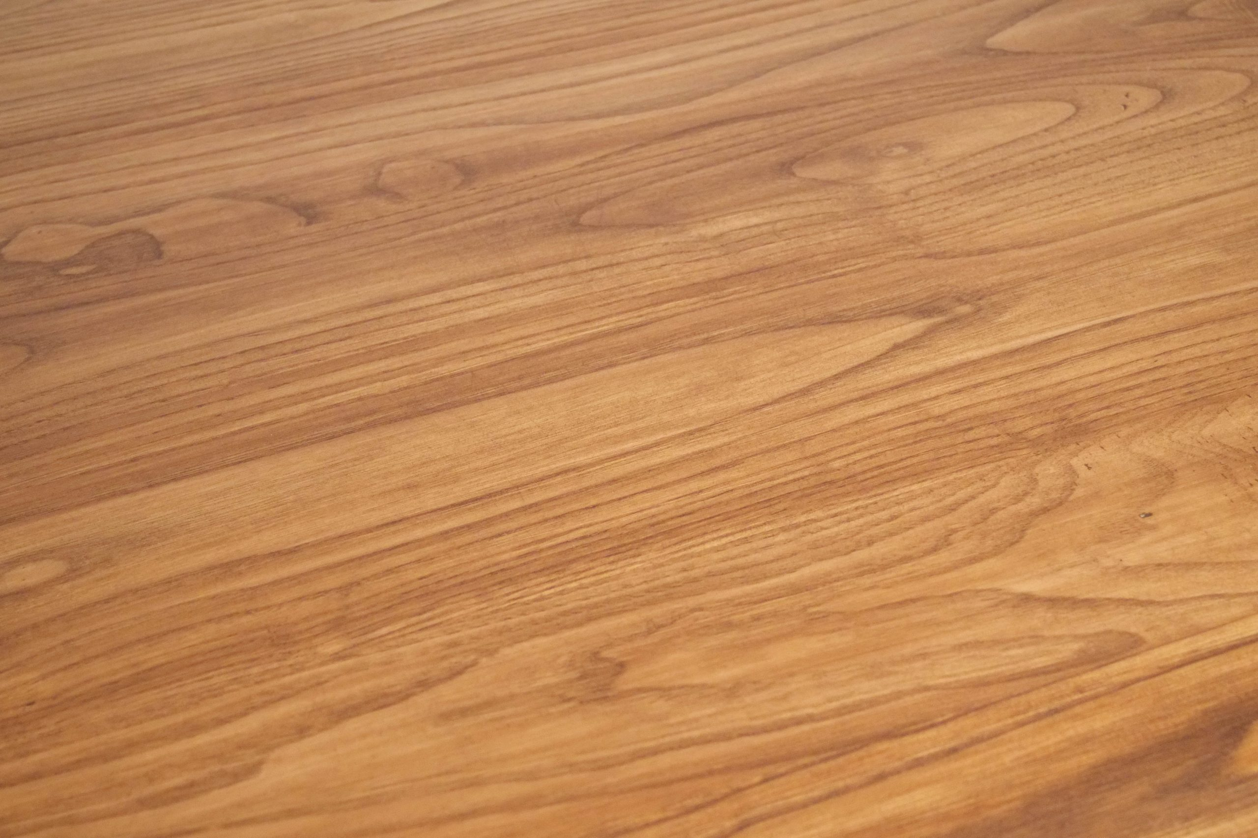 madera de castaño mesa de comedor cocina redonda