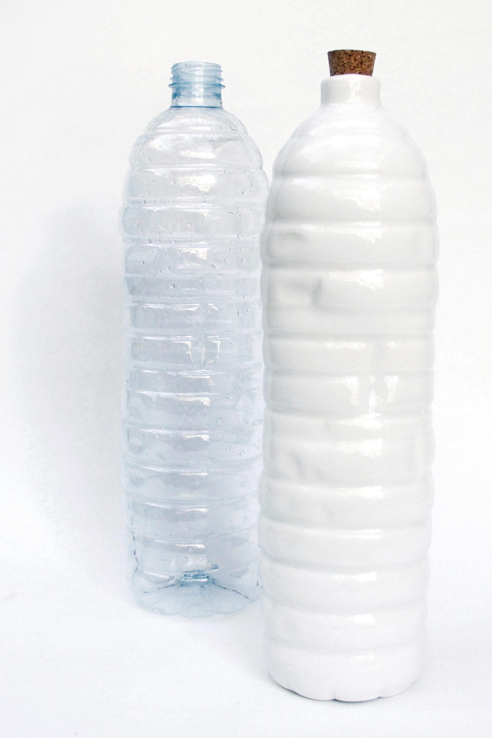 botella jarron decorativo de diseño calidad