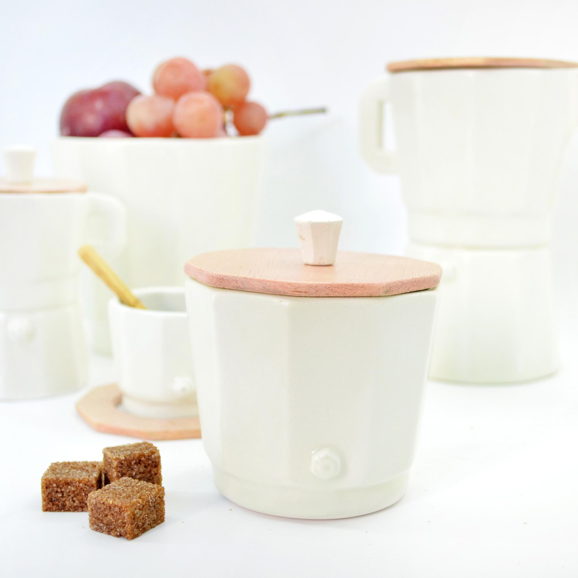 set de cafe moka diseño bowl bol fabricado a mano