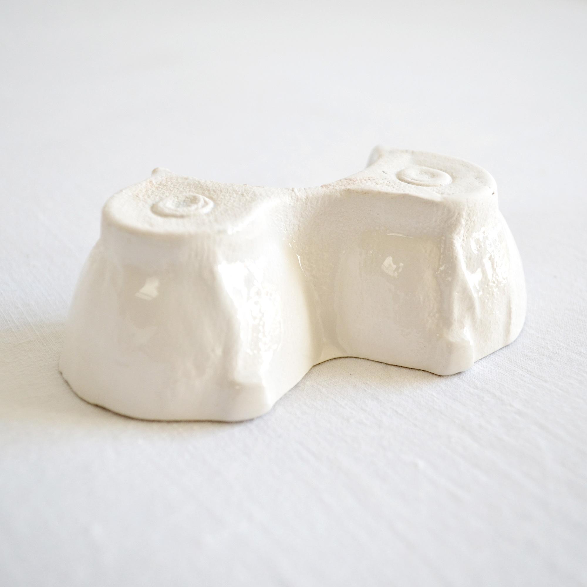 huevera diseño fabricada a mano huevera huevos salero pimentero