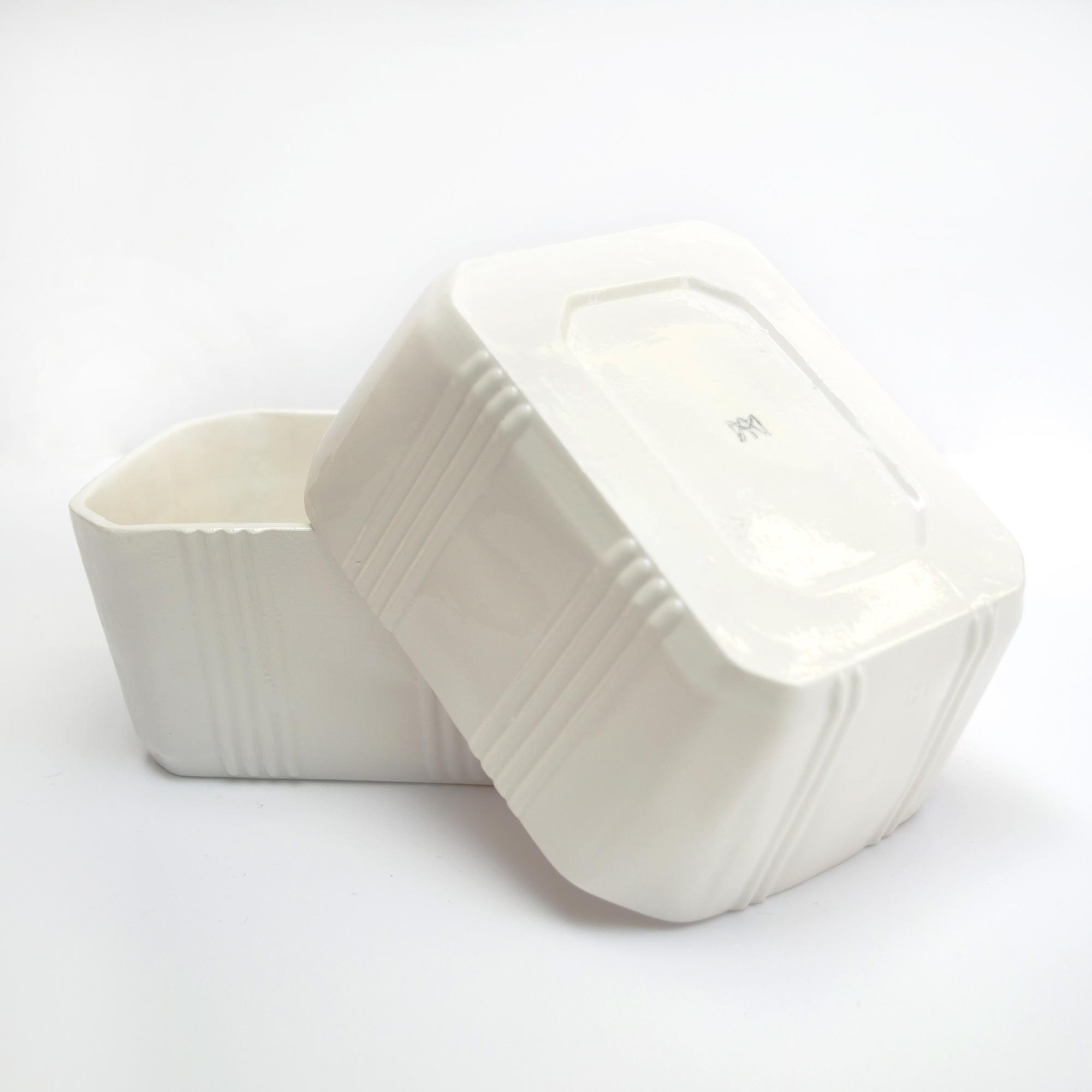 fabricado a mano tupper contenedor recipiente hecho a mano ceramico loza