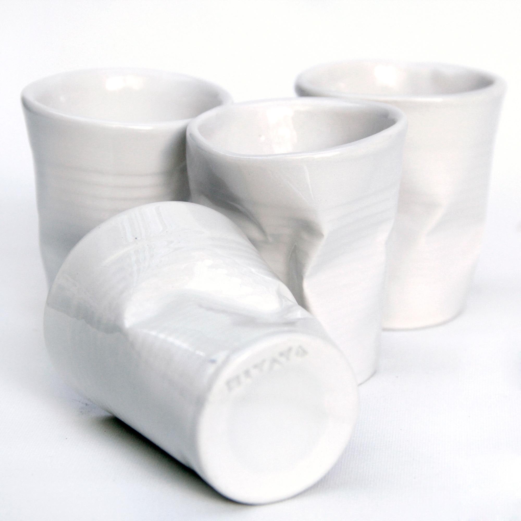 set de vasos vajilla de beber de calidad artesania