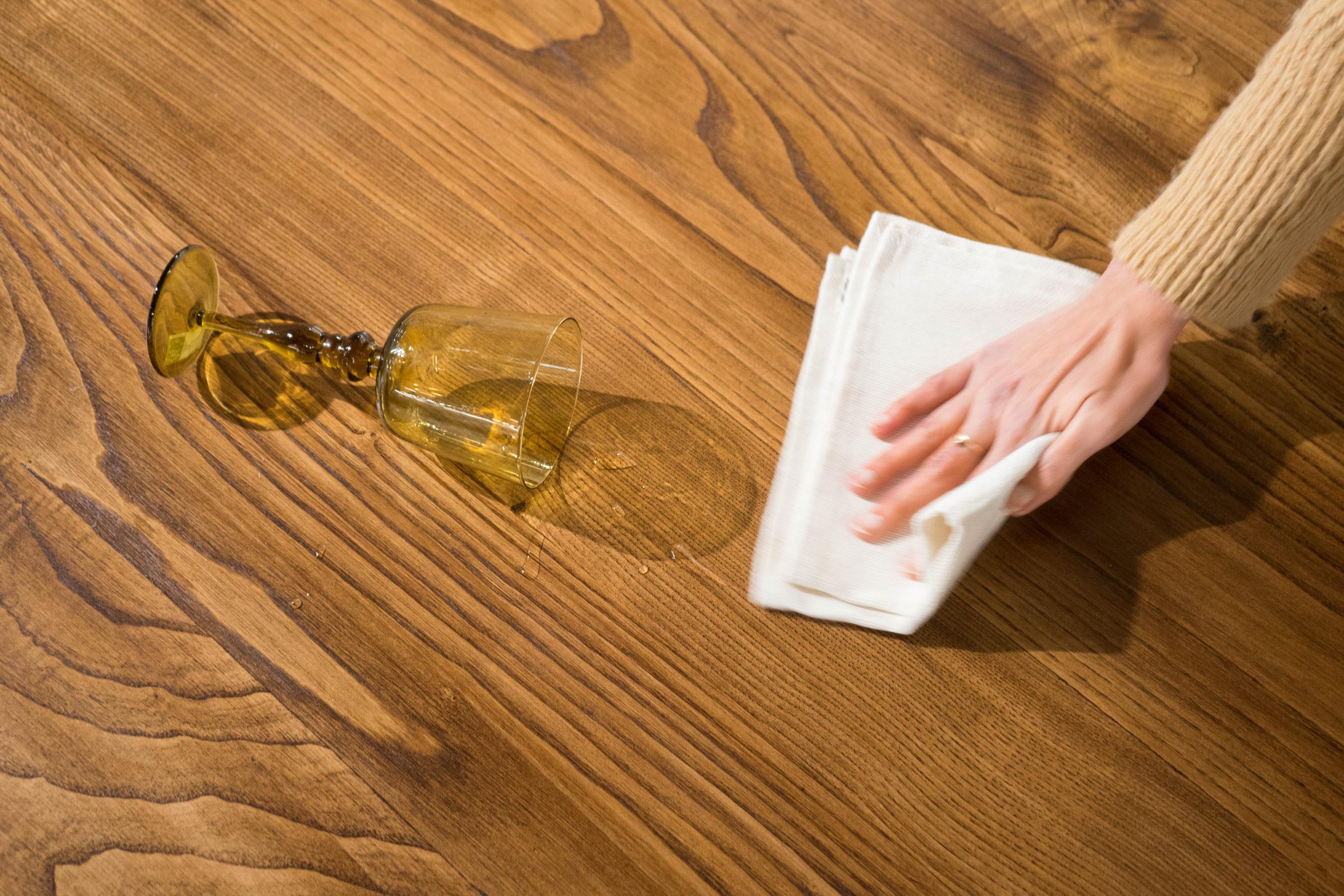 cuidado muebles madera