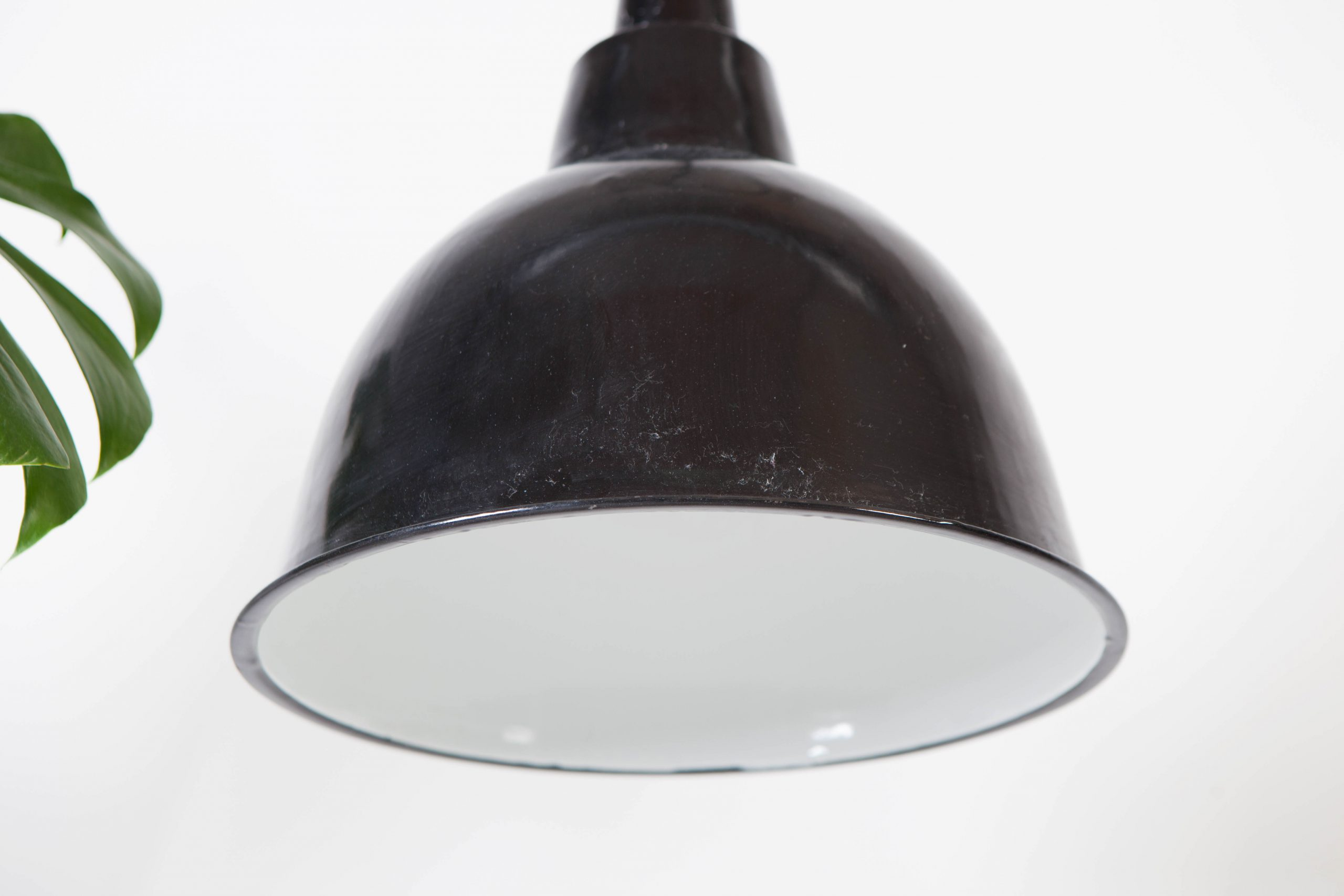 Lámpara alemana Noir