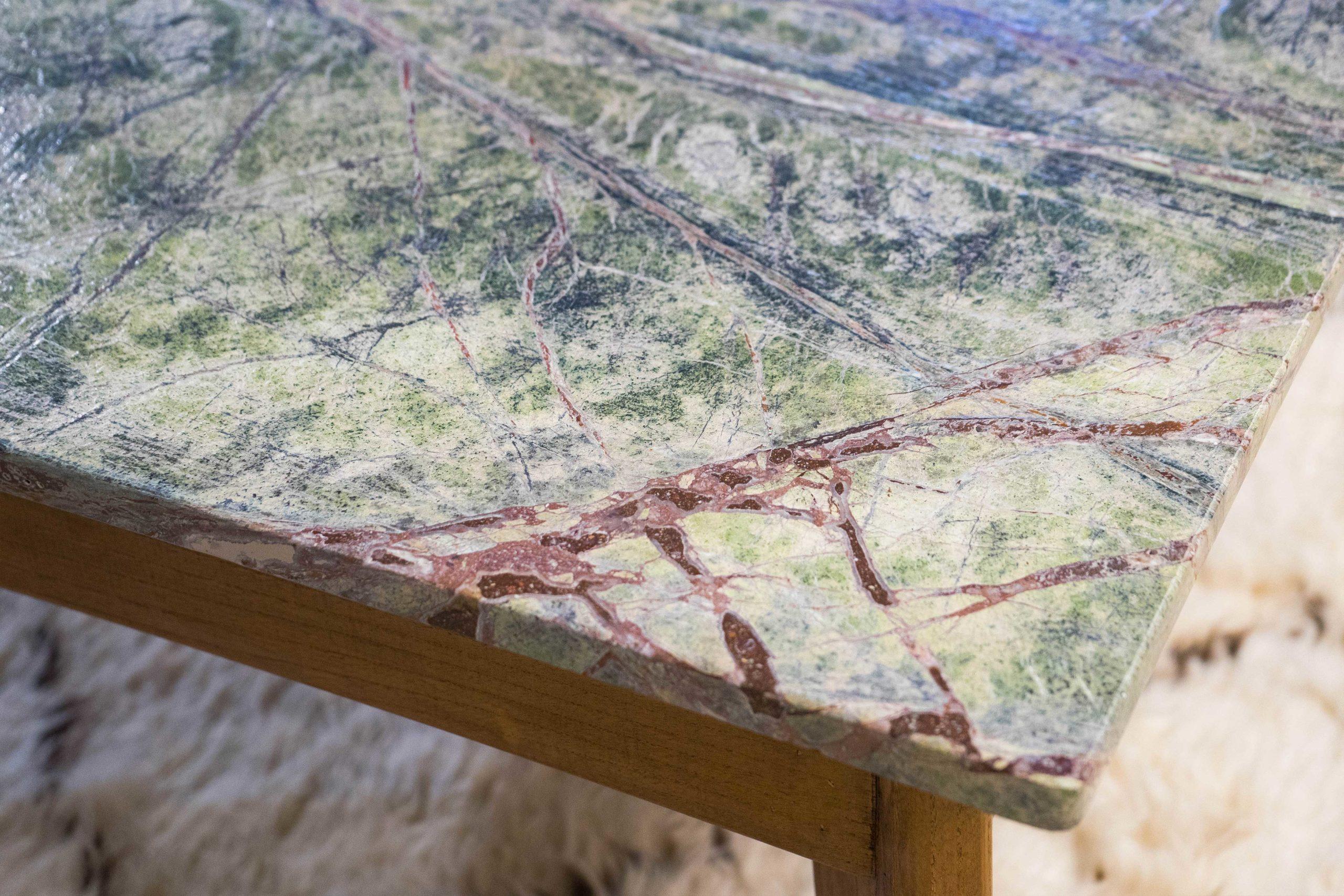 cuidado muebles mármol