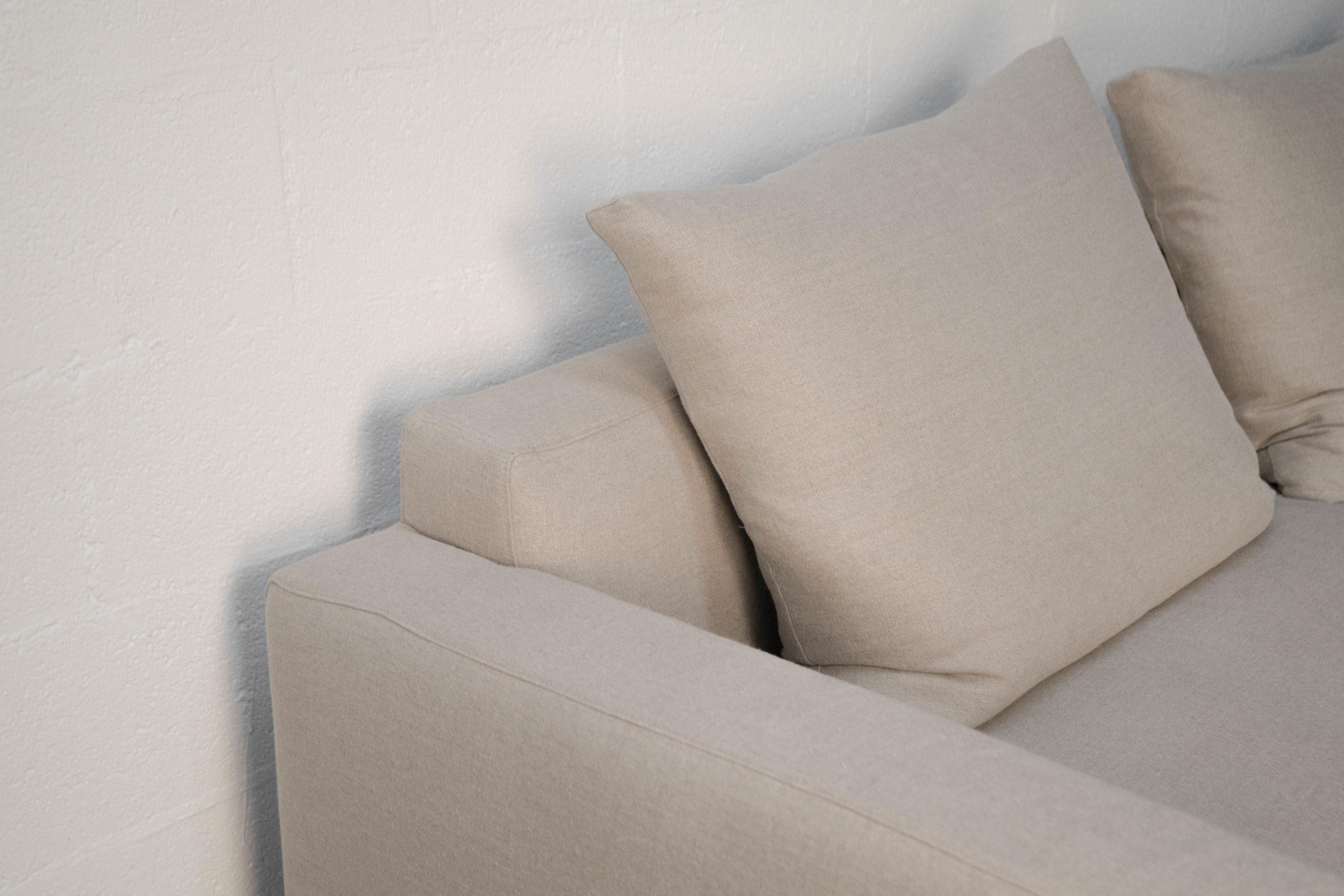 sofa virginia hecho a medida desenfundable