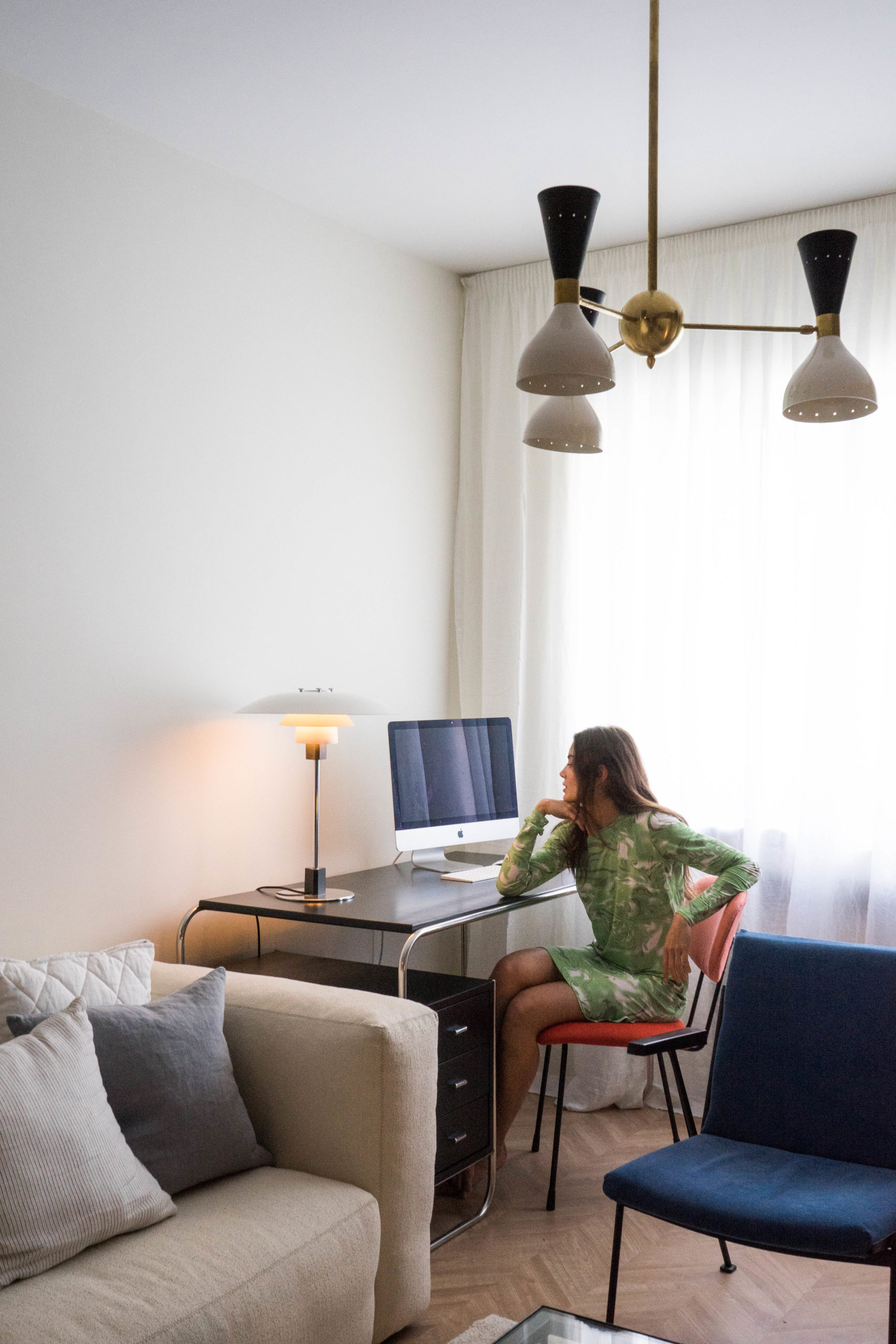 escritorio pepita de diseño fabricado a medida mueble despacho