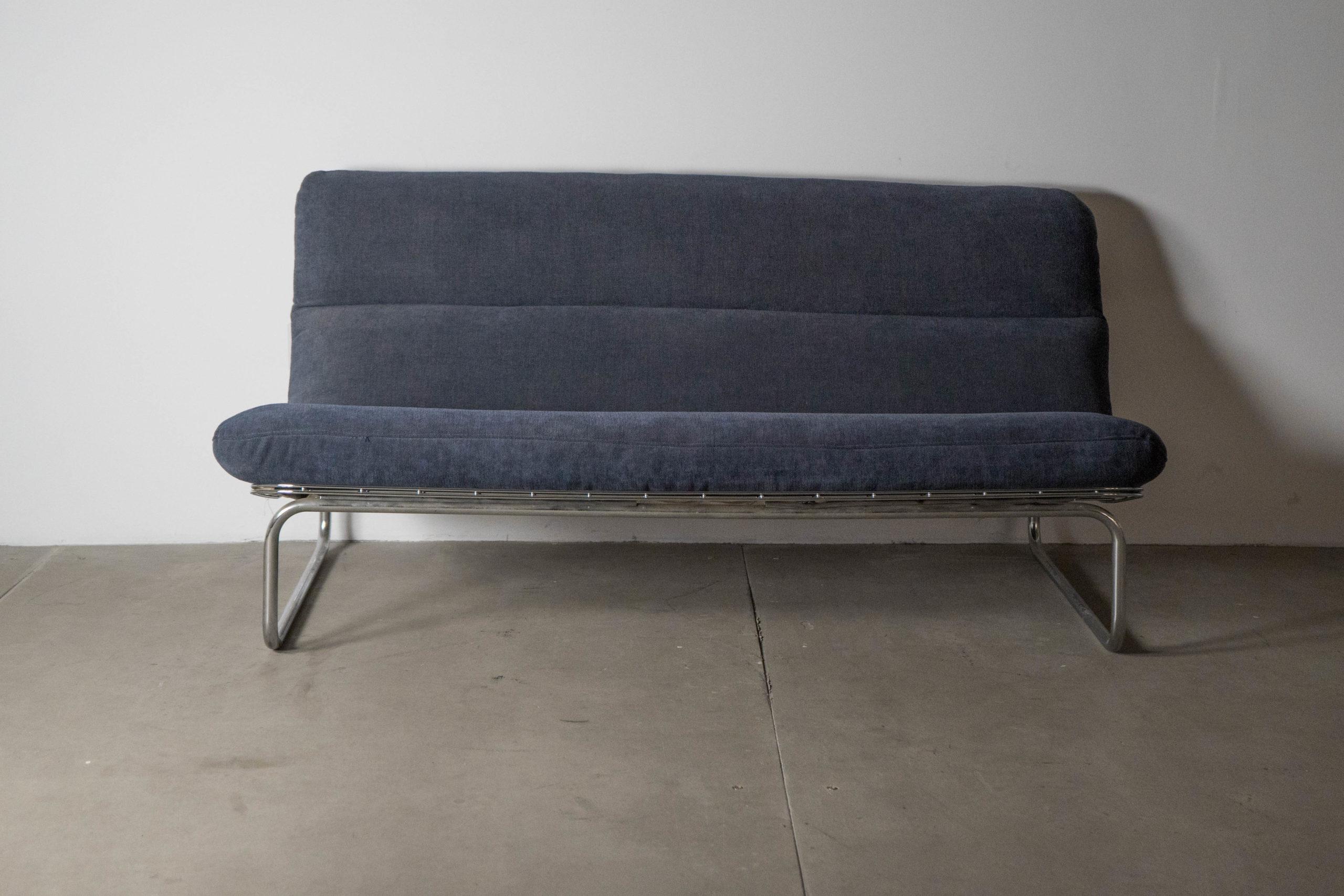 sofa de diseño kho lian metal
