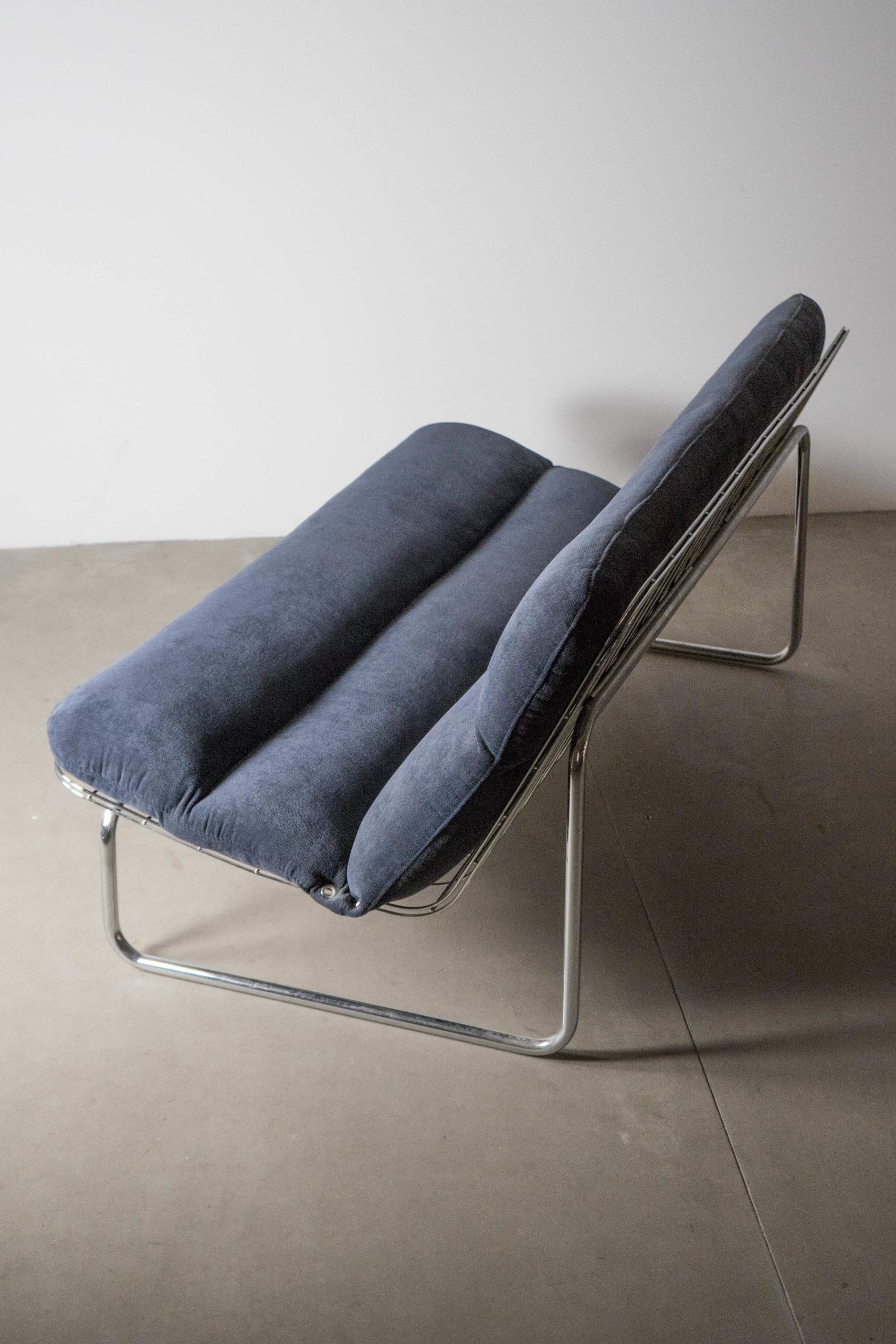 kho liang sofa azul