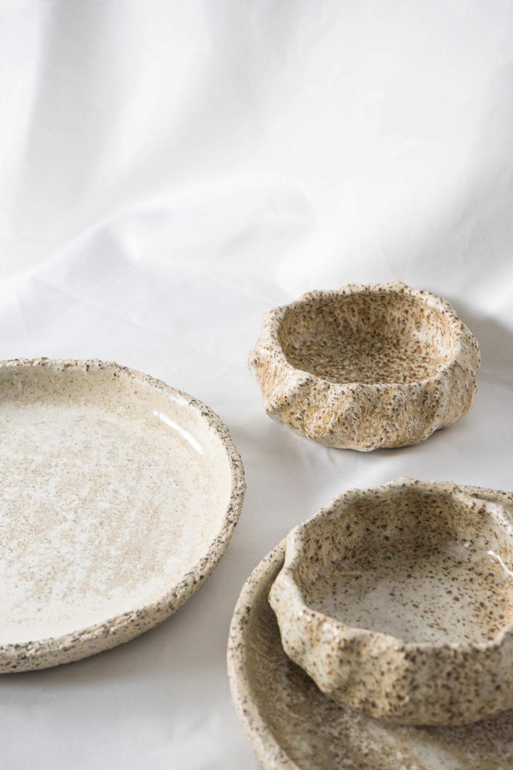 juego de vajilla ceramica