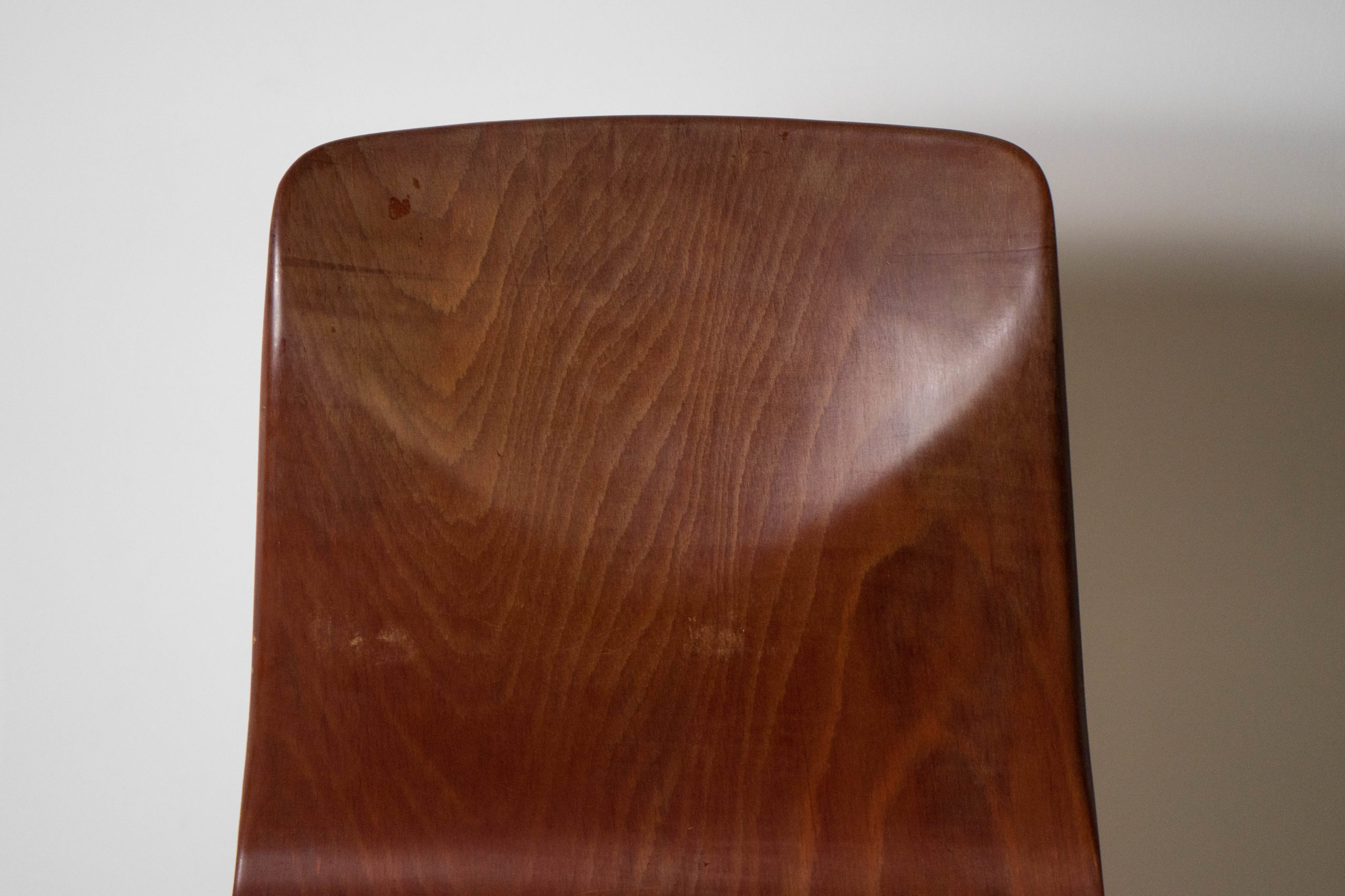 silla de comedor vintage