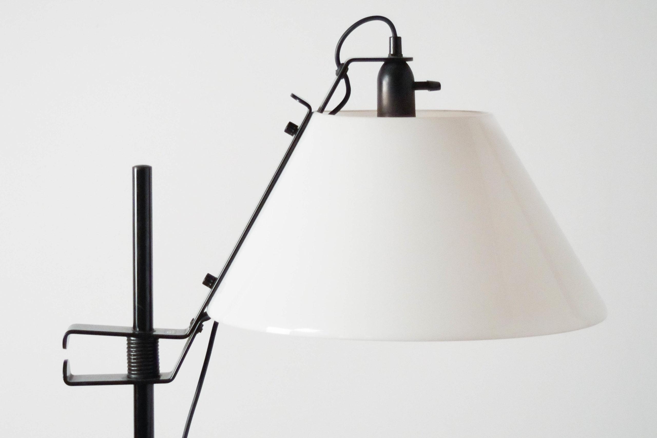 mecanismo ajustable lampara de mesa metalarte